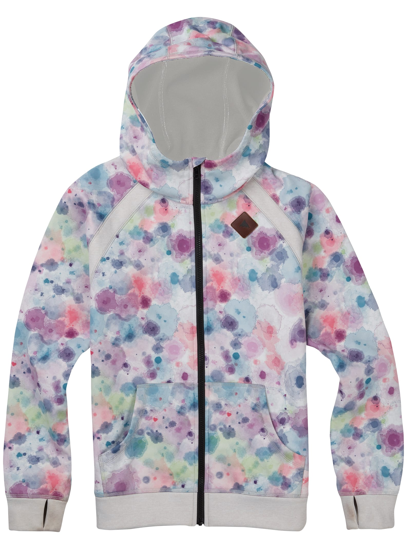 Girls' Burton Scoop Full Zip Hoodie | Burton Snowboards Fall 2017
