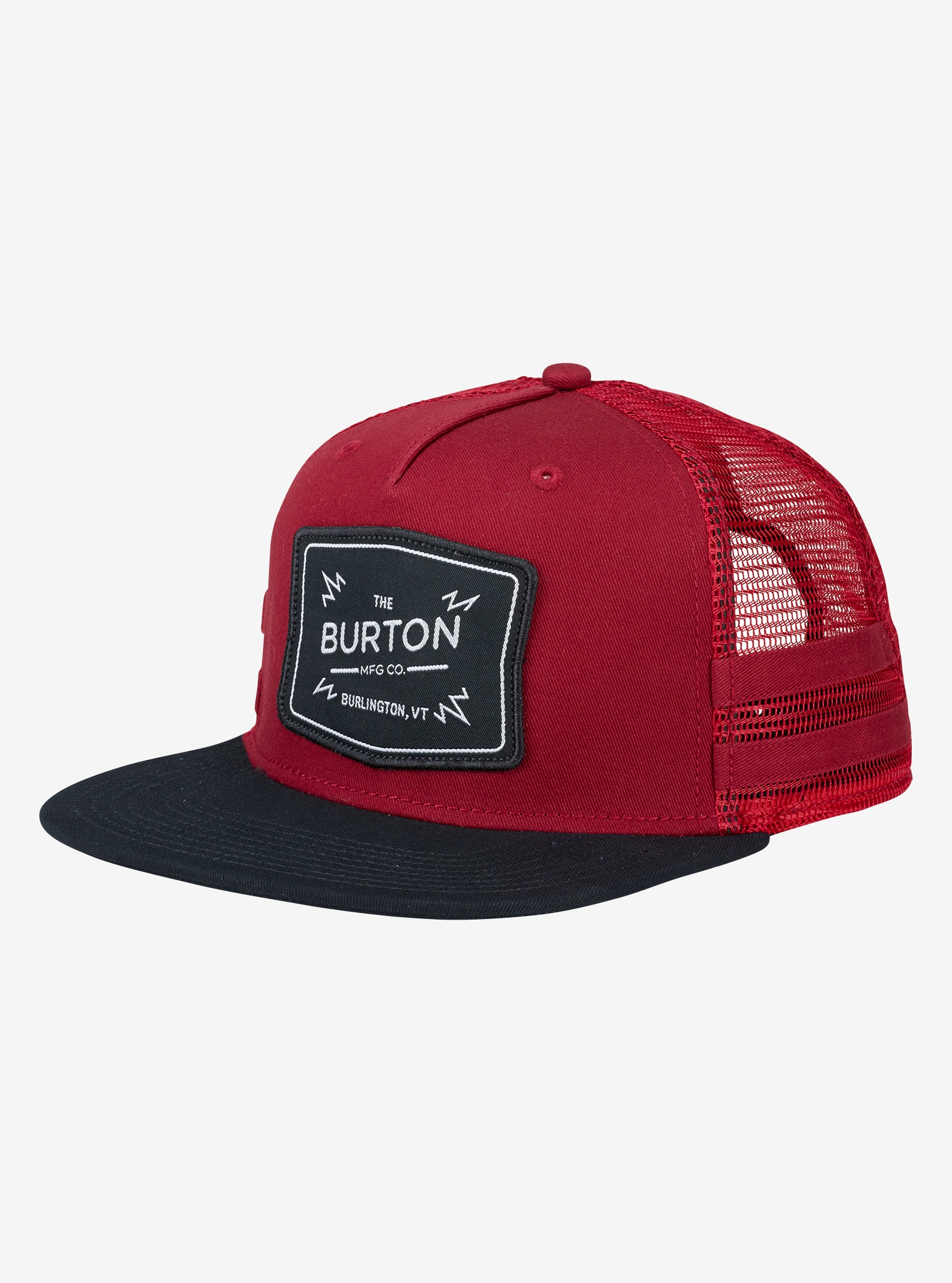 Men's Burton Bayonette Snapback Hat shown in Bitters