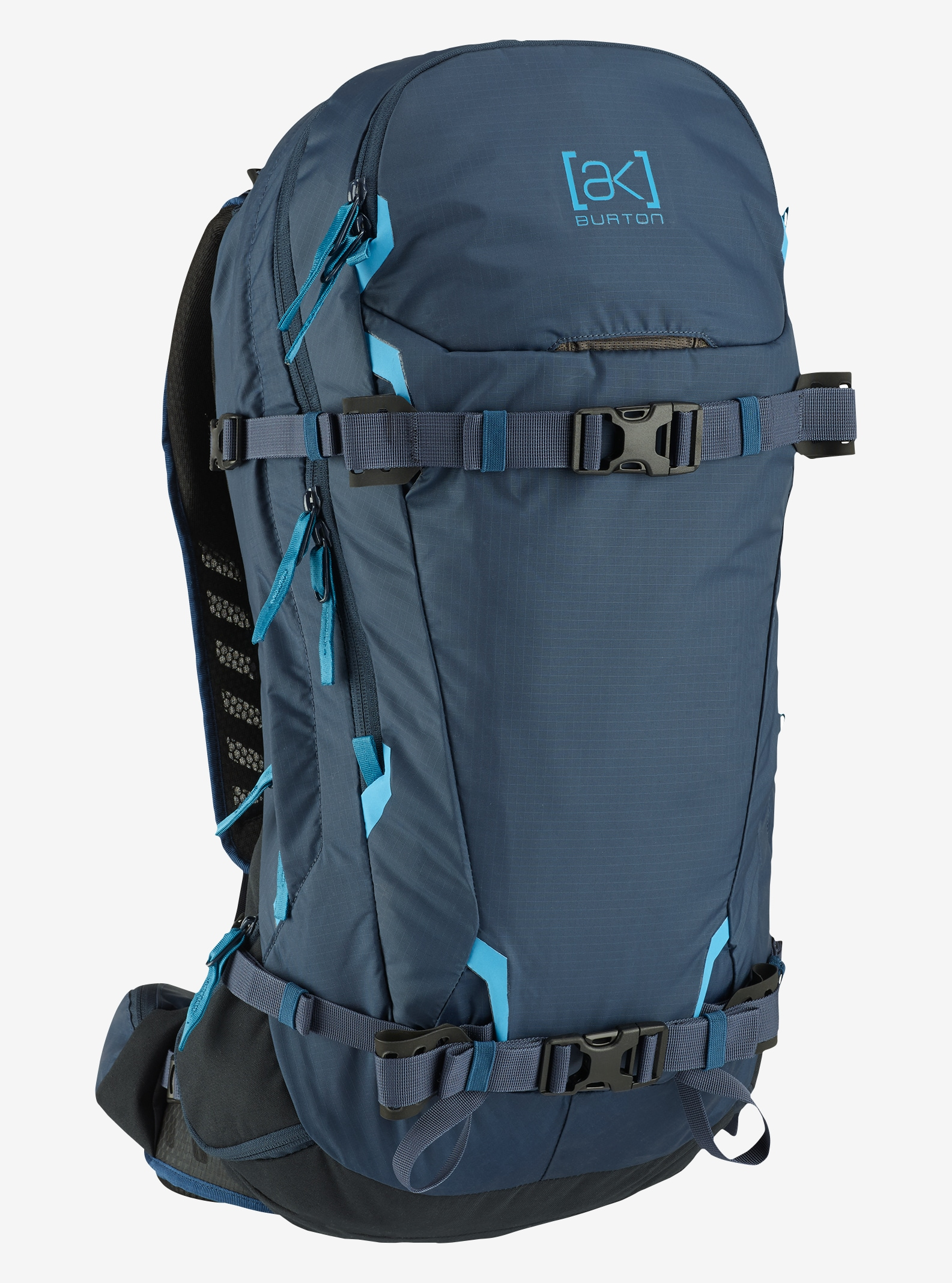 Burton [ak] Incline 20L Backpack shown in Mood Indigo Ripstop