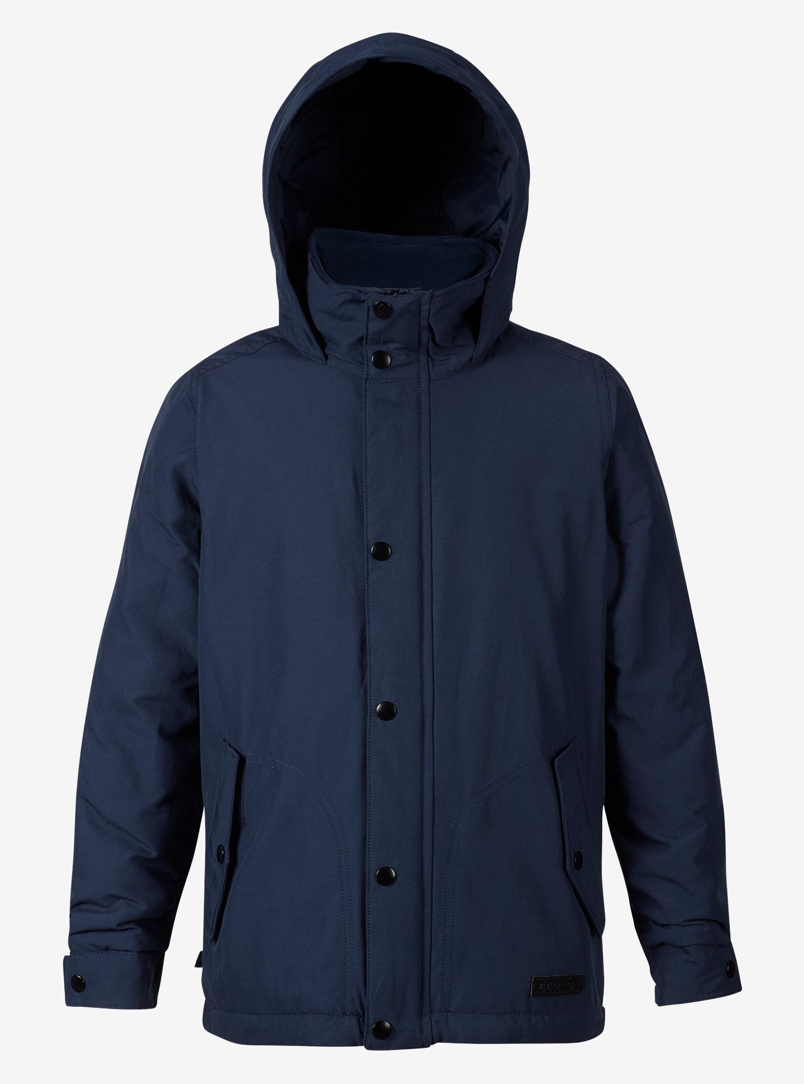 Boys' Burton Dubloon Jacket shown in Mood Indigo