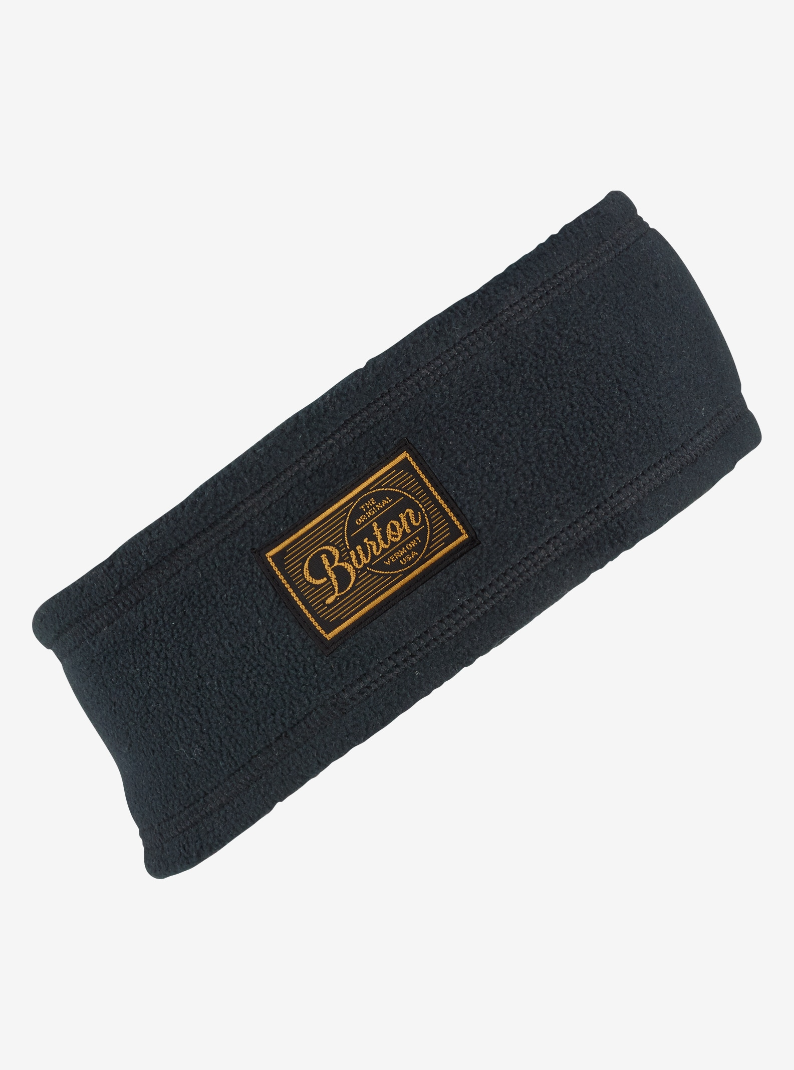 Burton Ember Fleece Headband shown in True Black