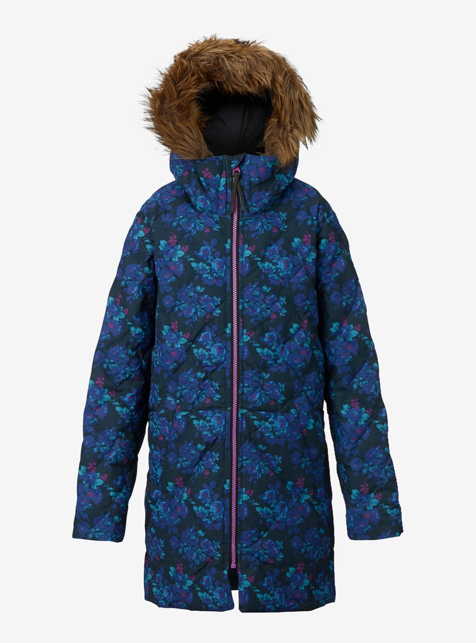 Girls' Burton Lovell Jacket shown in Pop Floral