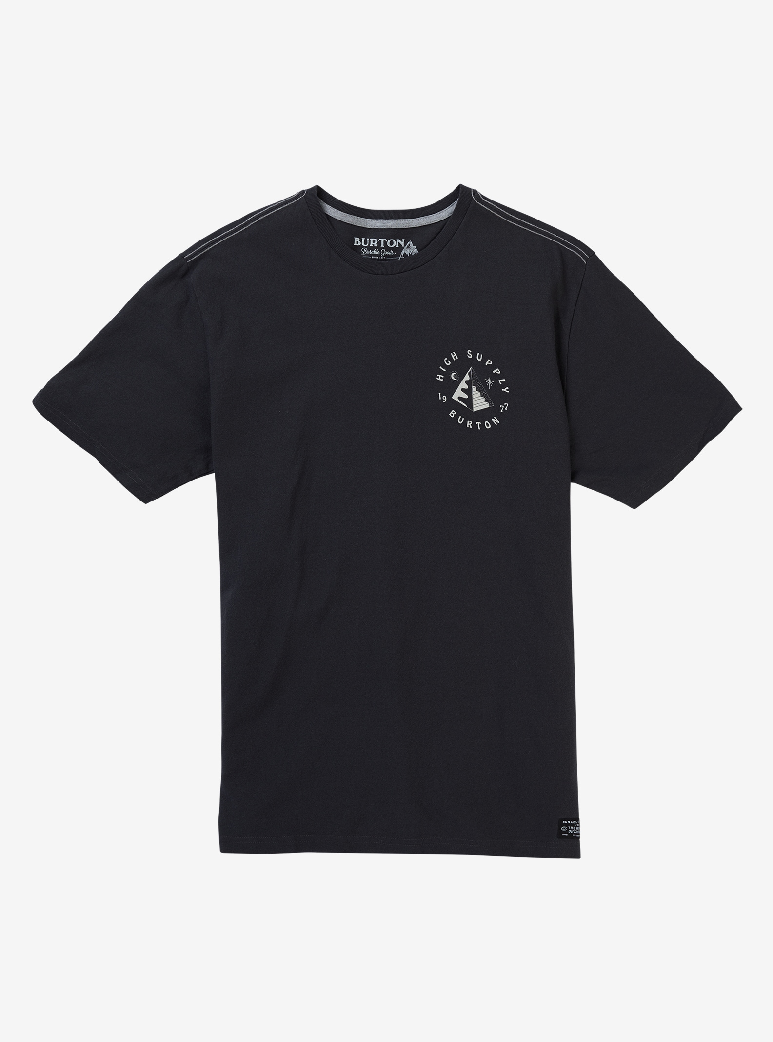 Men's Burton High Supply Short Sleeve T Shirt shown in Phantom