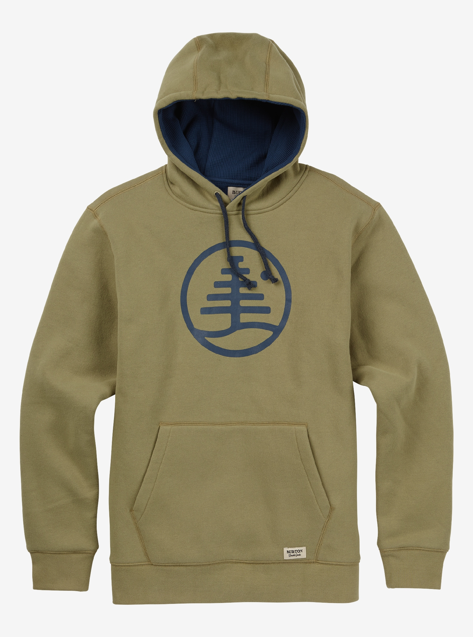 Men's Burton Family Tree Pullover Hoodie shown in Rucksack