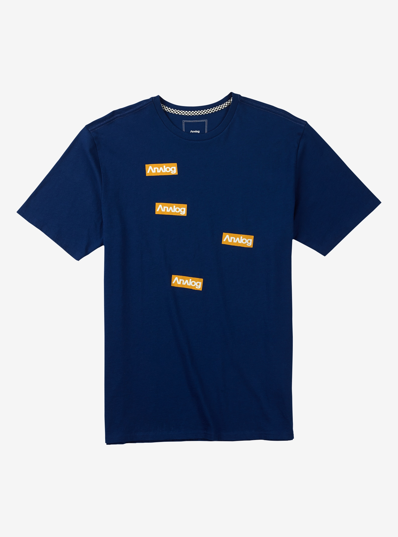 Men's Analog Kent Short Sleeve T Shirt shown in Deflate Gate