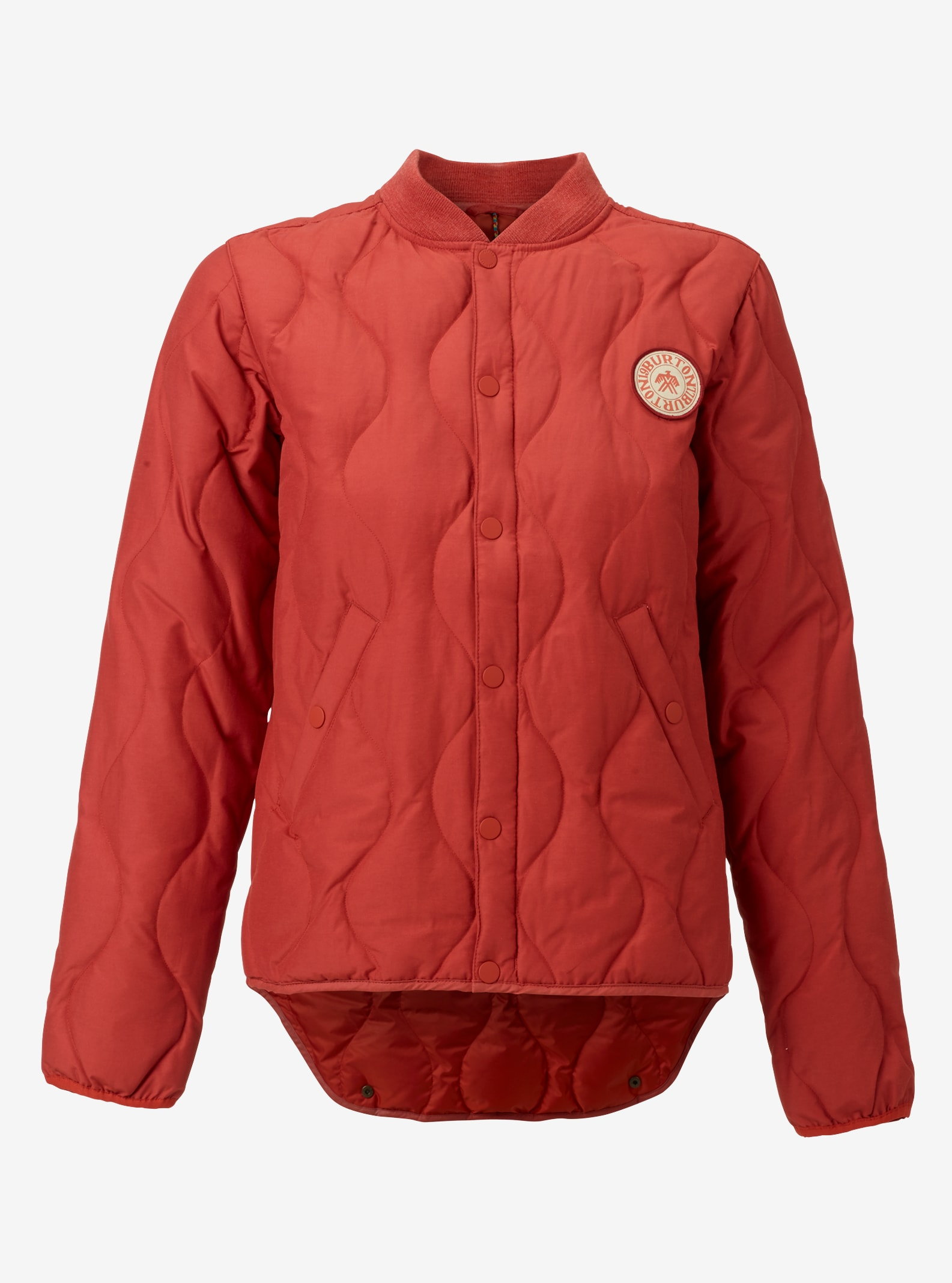 Women's Burton Kiley Down Insulator shown in Bitters
