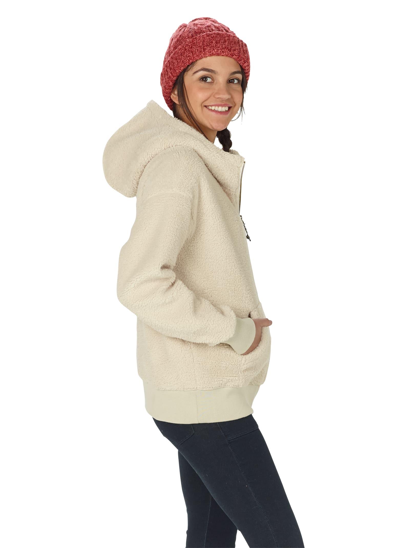Fleece Zip Women's Burton Lynx Jacket Full wikZPXTOu