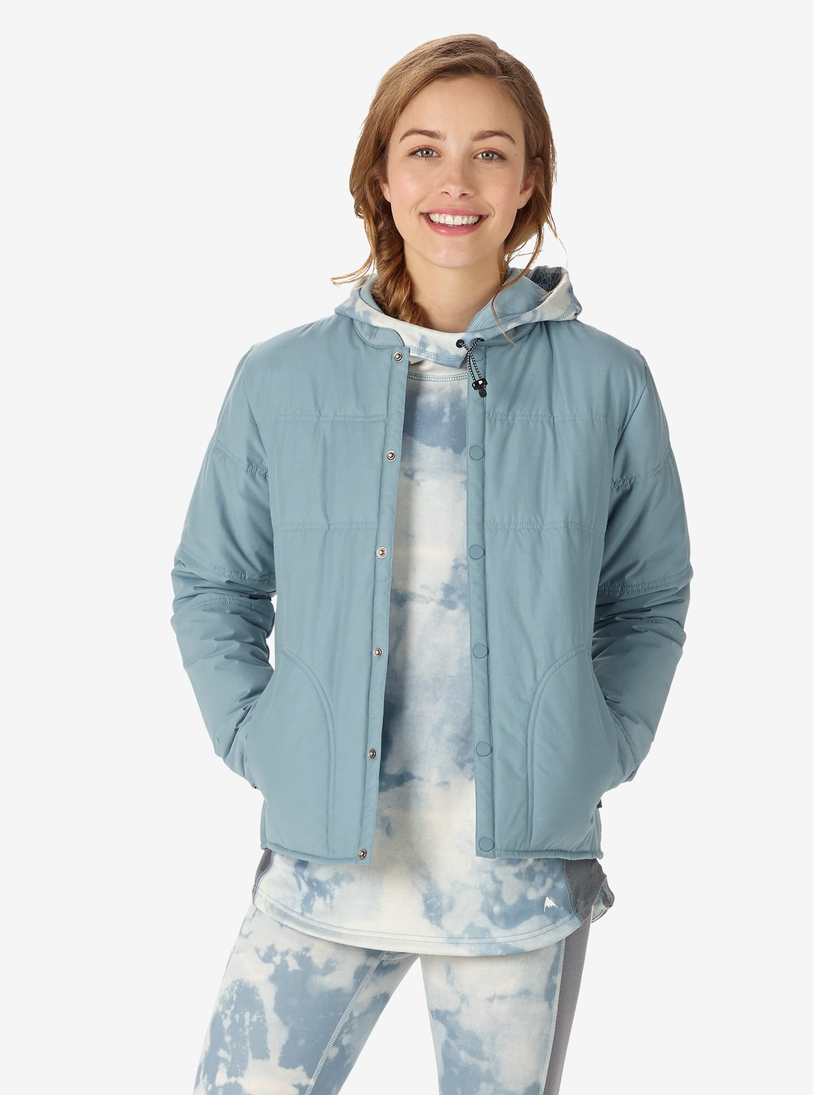 Women's Burton Arliss Insulator shown in Winter Sky