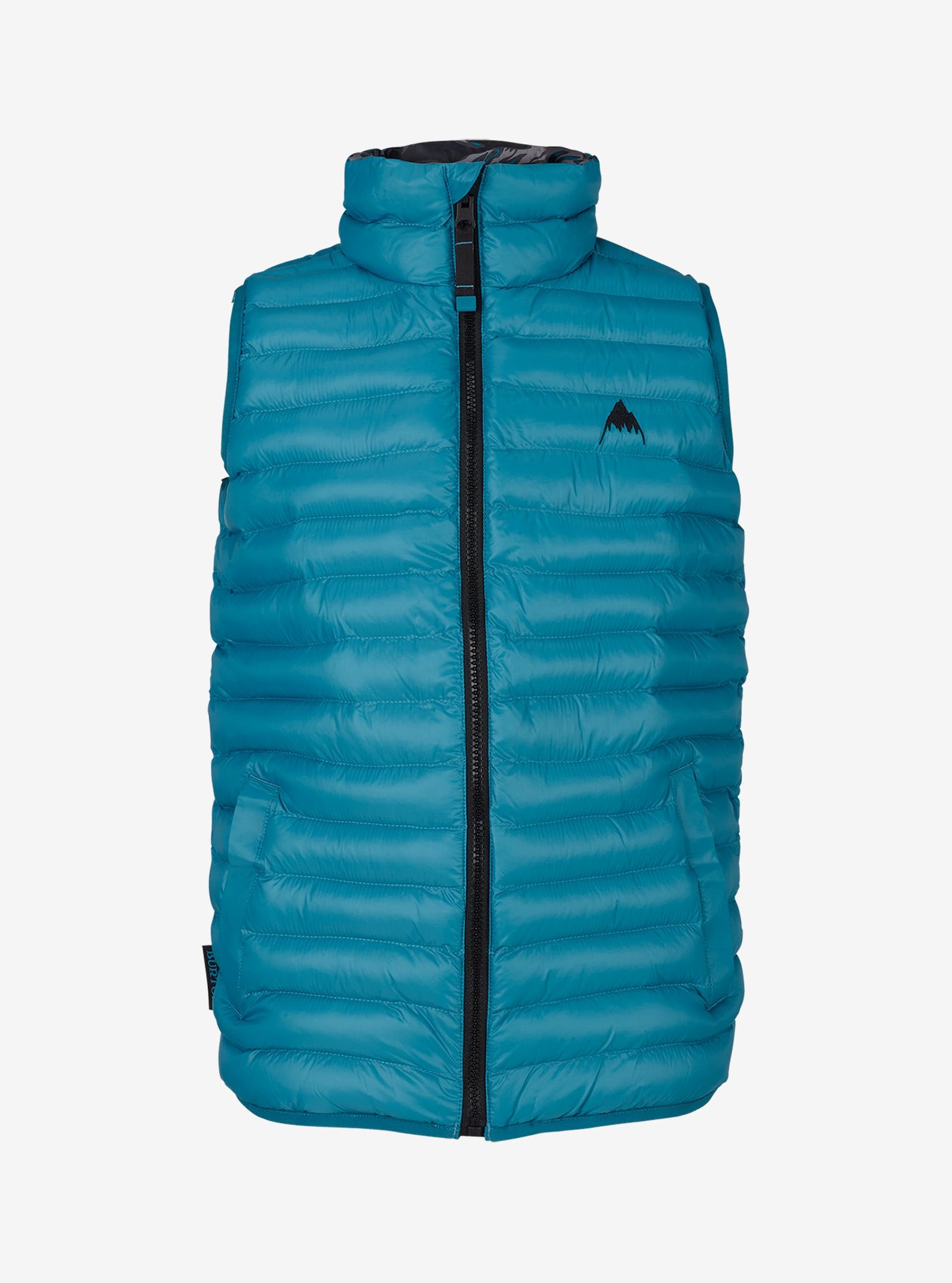 Kids' Burton Flex Puffy Vest shown in Mountaineer / Mountaineer Beast