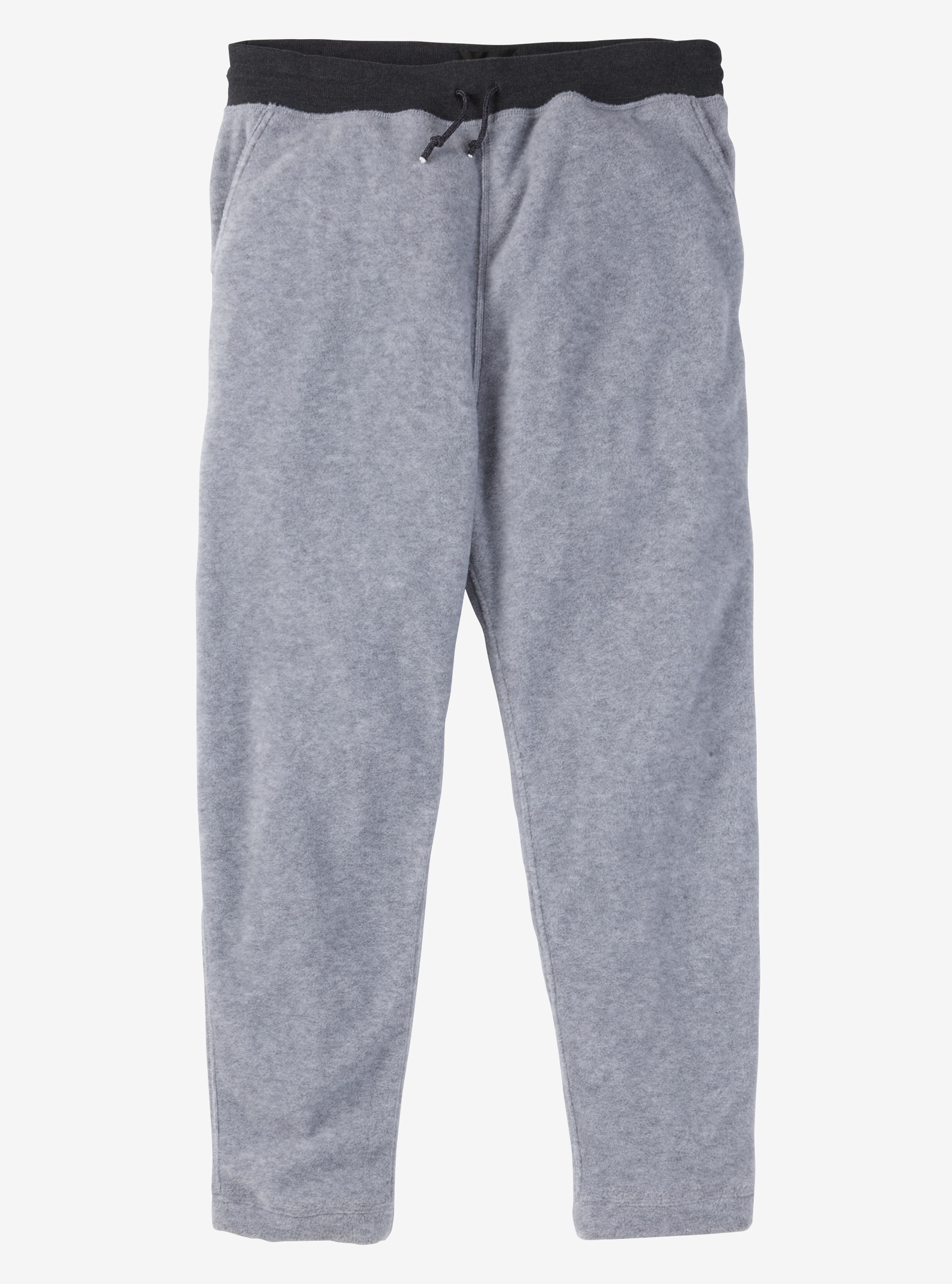 Men's Burton Hearth Fleece Pant shown in Shade Heather