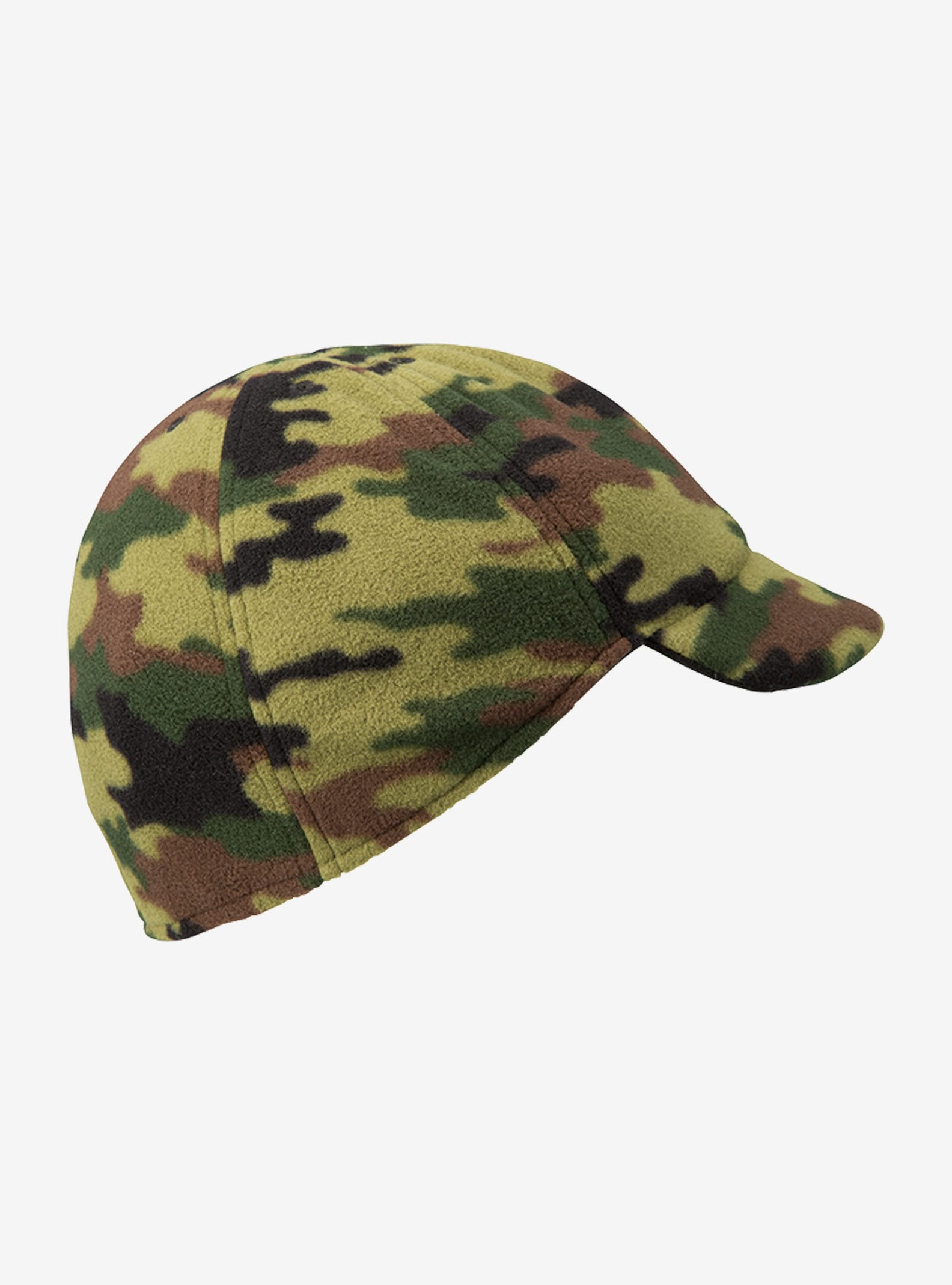 Burton Player Fleece Cap shown in Camo