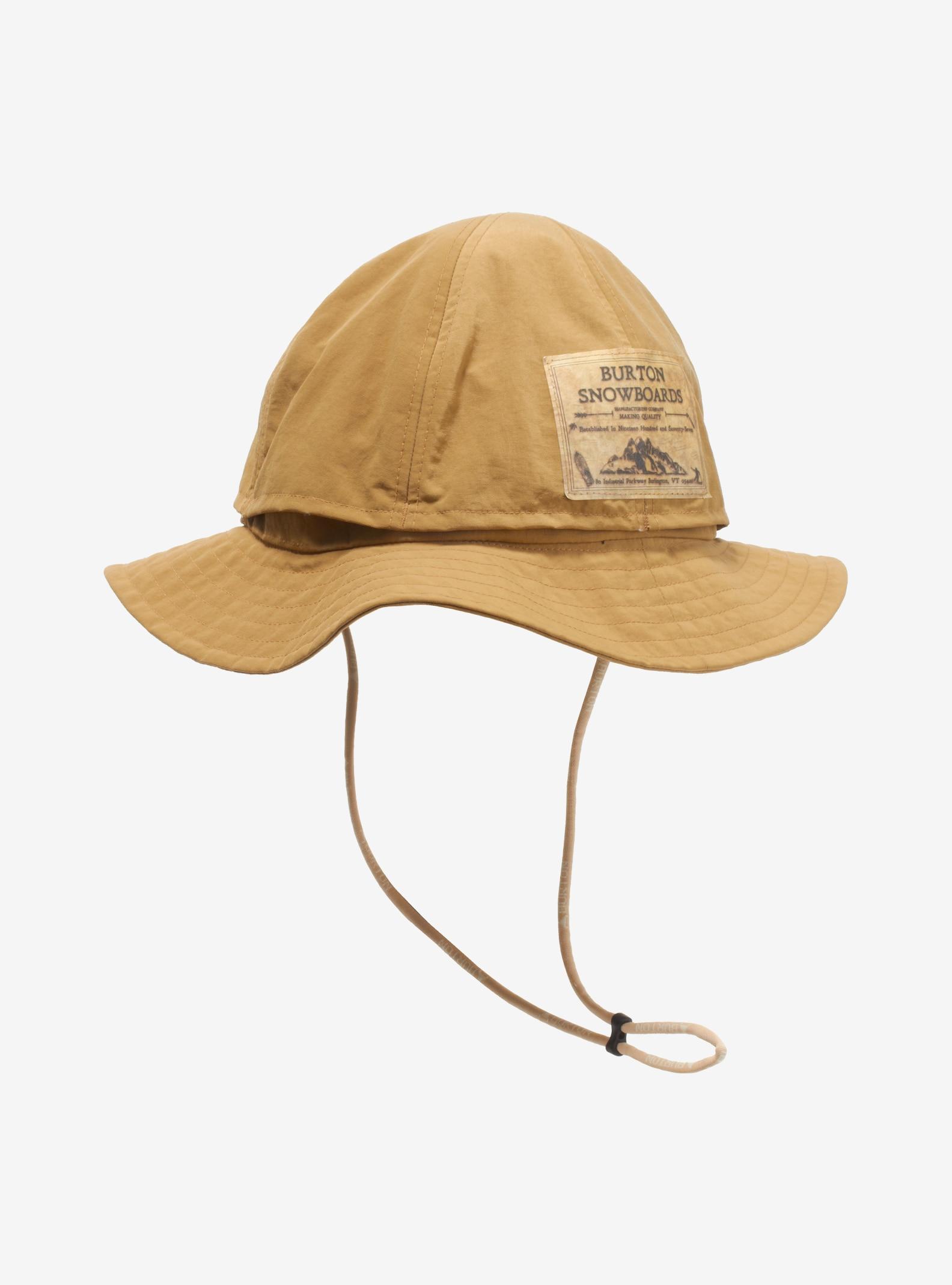 Burton Mountain Hat shown in Kelp