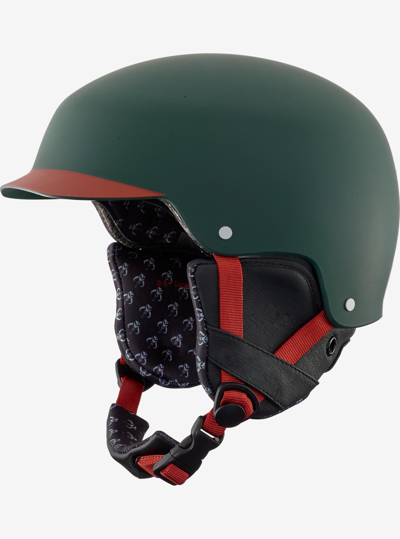 Star Wars anon. Blitz Helmet shown in Boba Fett