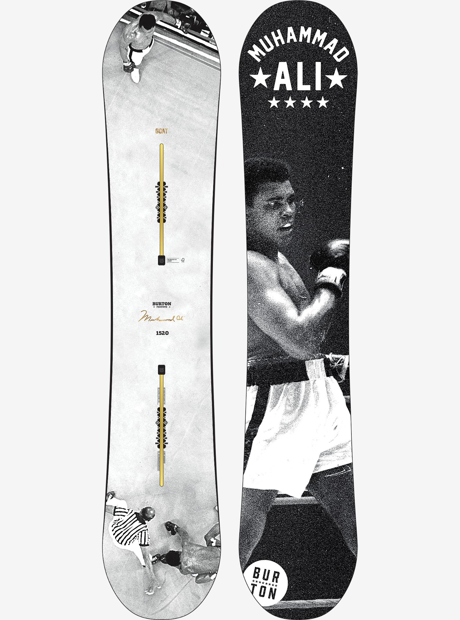 Ali x Burton The Greatest Snowboard shown in 152