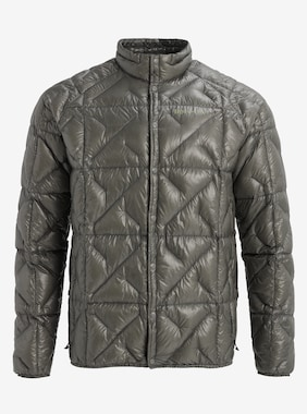 Men's Burton [ak]® High G Down Insulator Jacket shown in Moon Mist