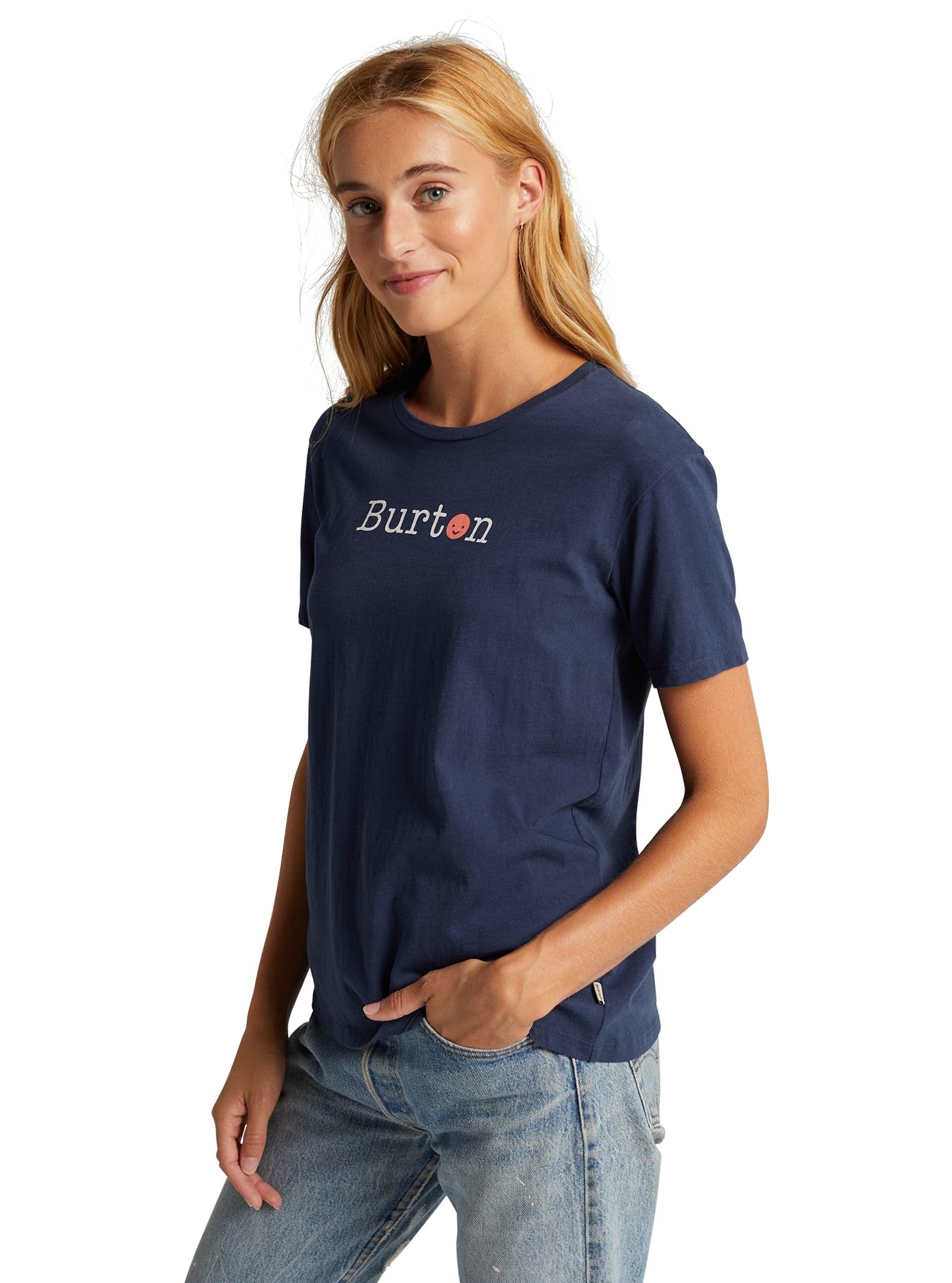 Burton Feelgood kortärmad t-shirt för kvinnor