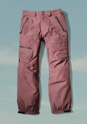 3L GORE-TEX Cargo Riding Pant shown in Rose Taupe