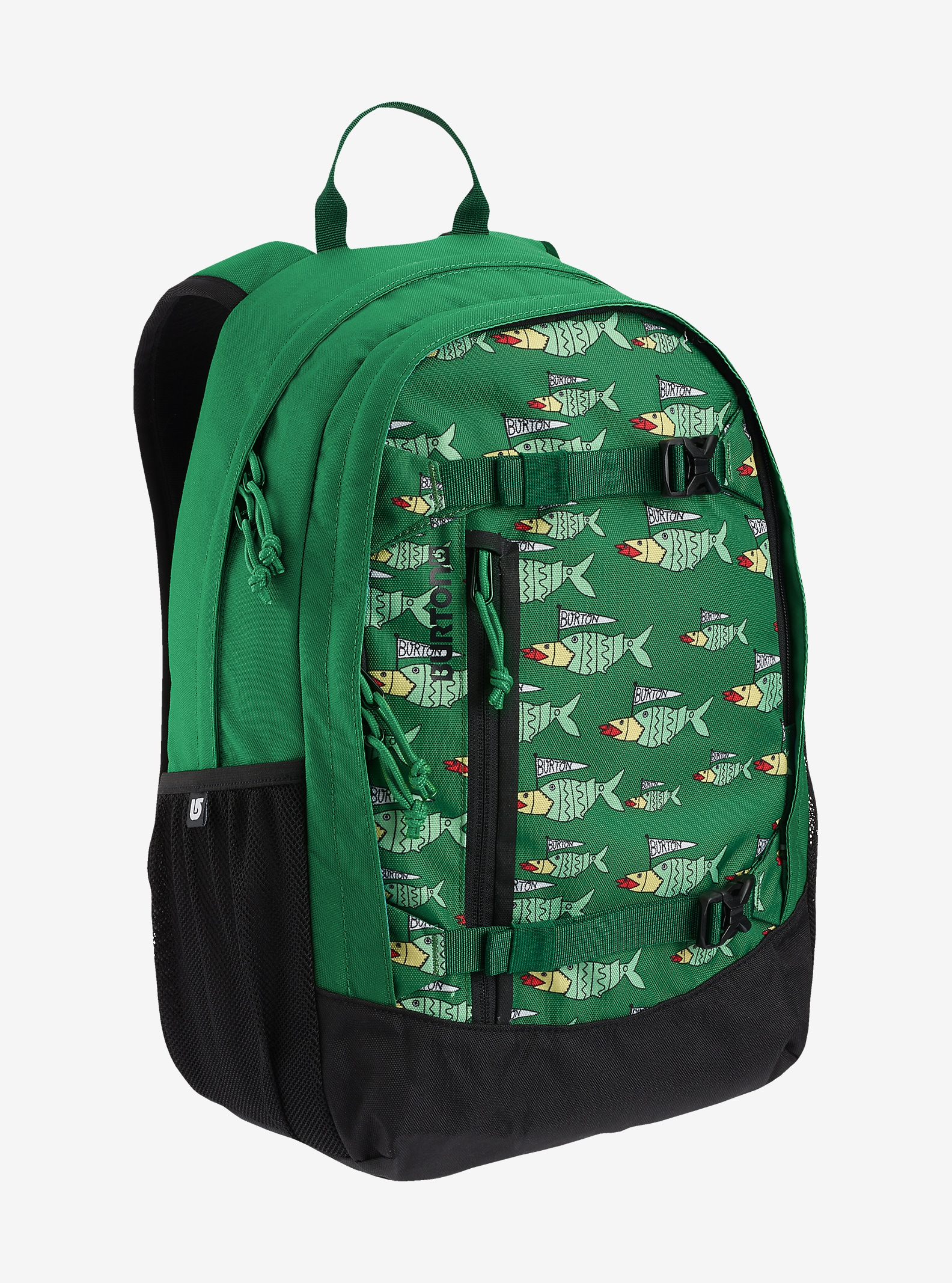 Burton Youth Day Hiker 20L Backpack shown in Go Fish