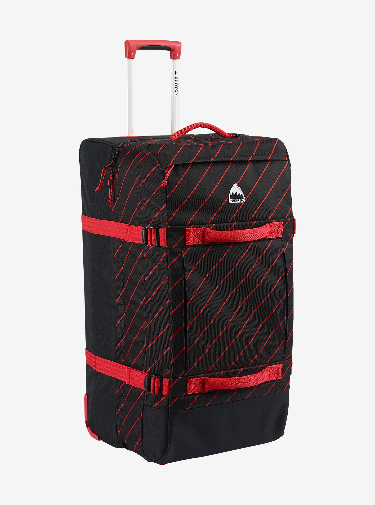 Burton Exodus Roller Travel Bag shown in Performer