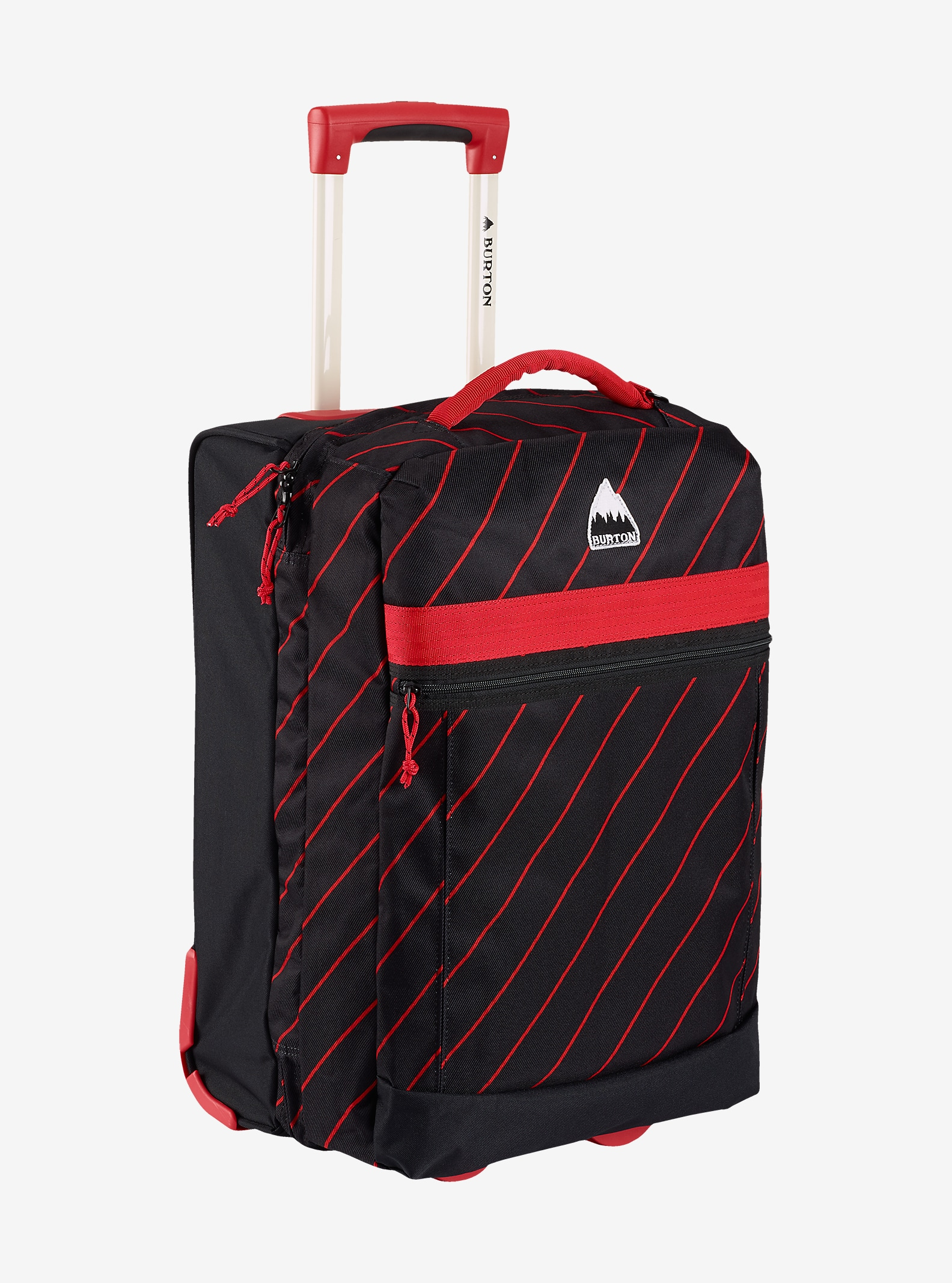 Burton Overnighter Roller Travel Bag shown in Performer