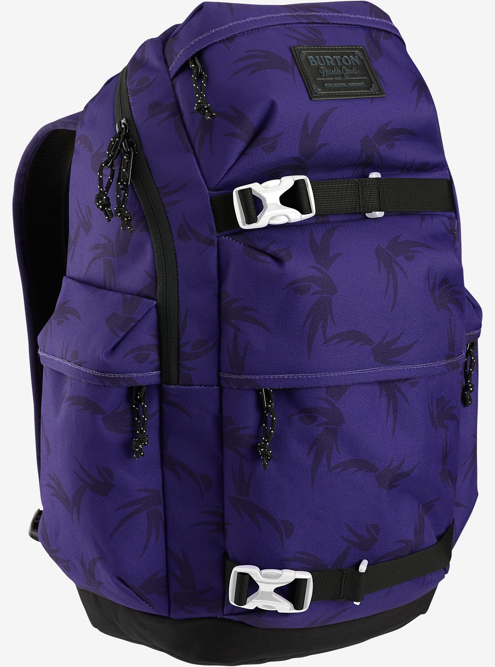 Burton Kilo Backpack shown in Grape Modern Floral