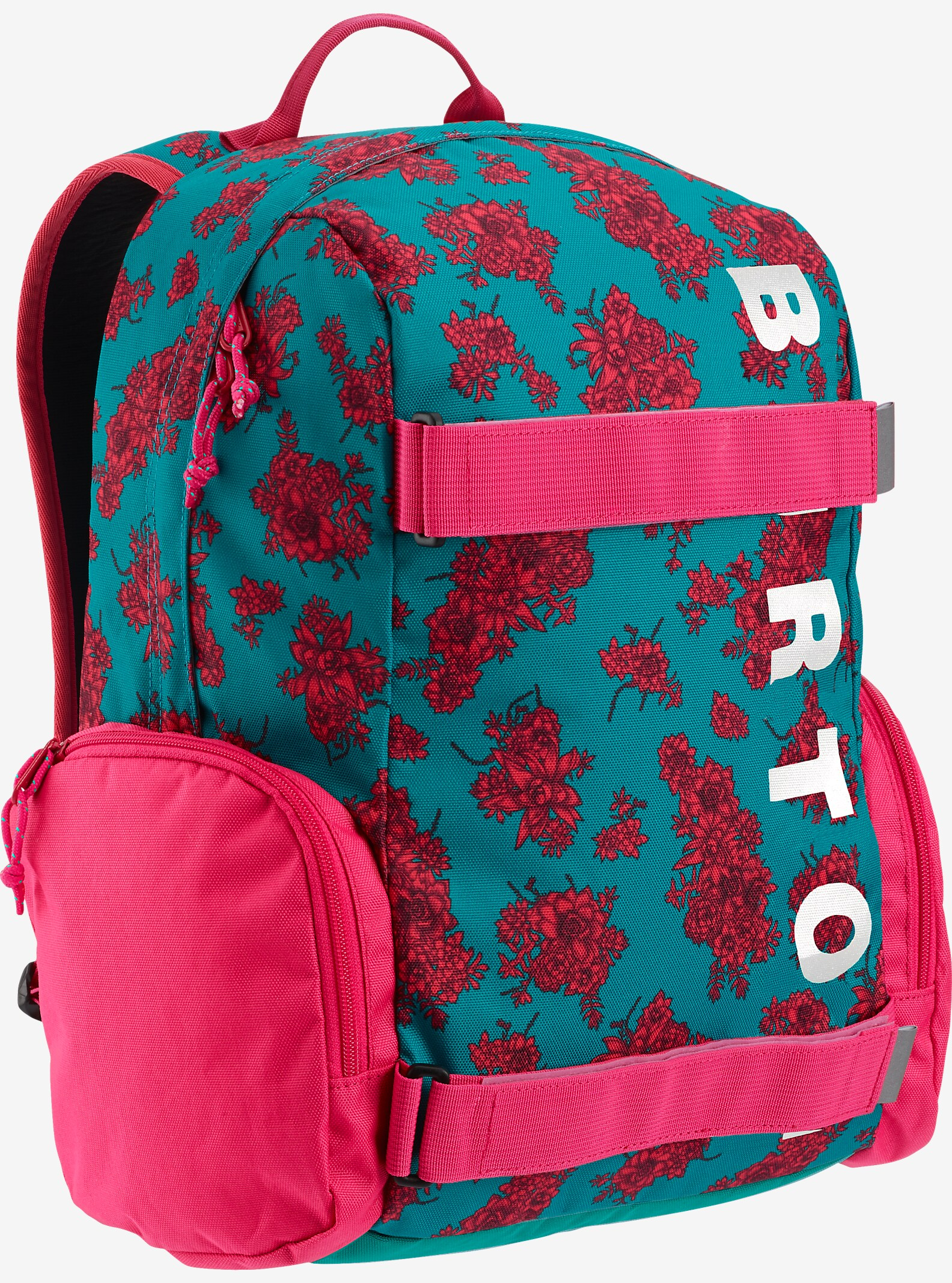 Burton Youth Emphasis Backpack shown in Paradise Succulent