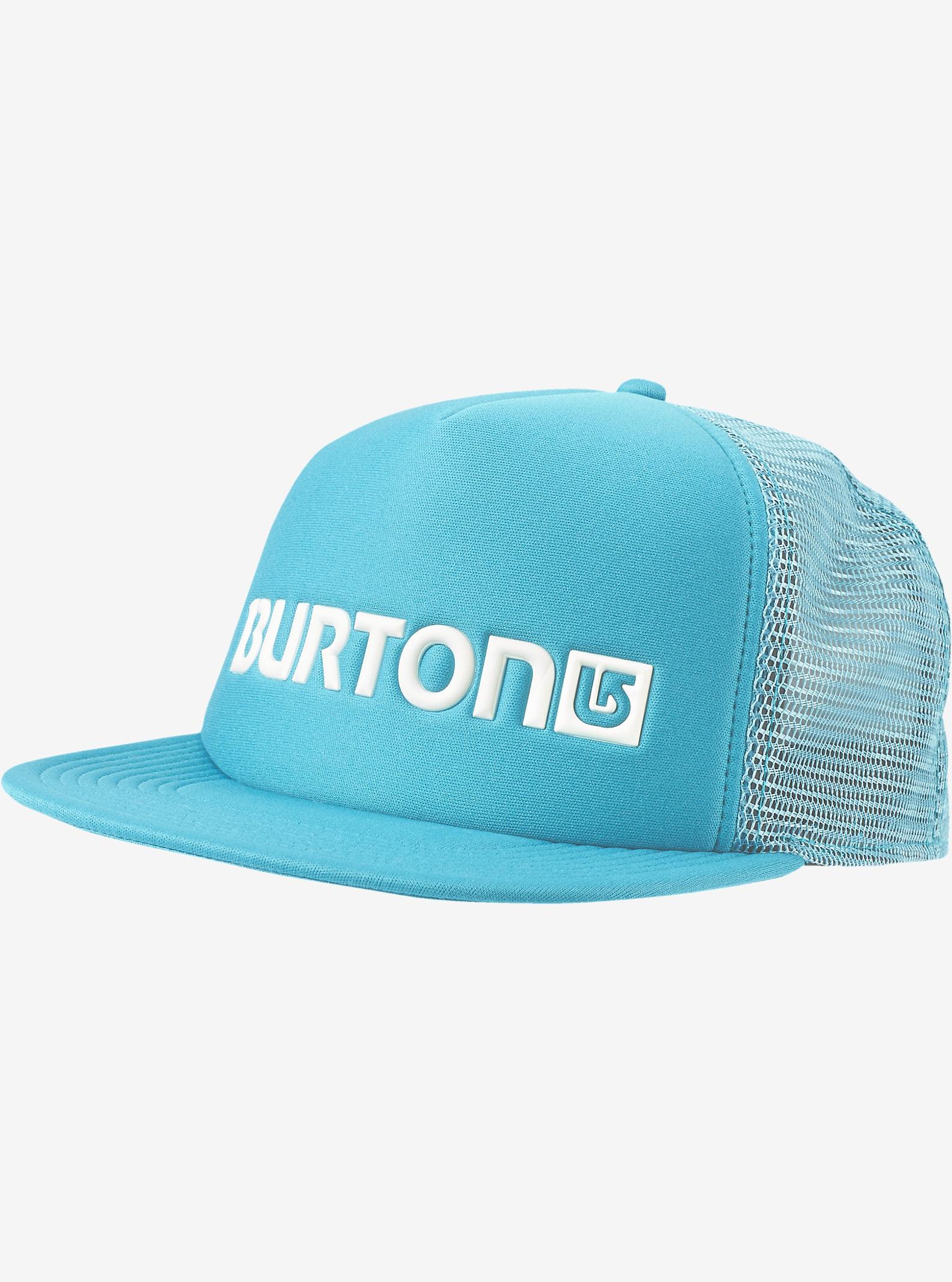 Burton Shadow Trucker Hat shown in Caneel Bay