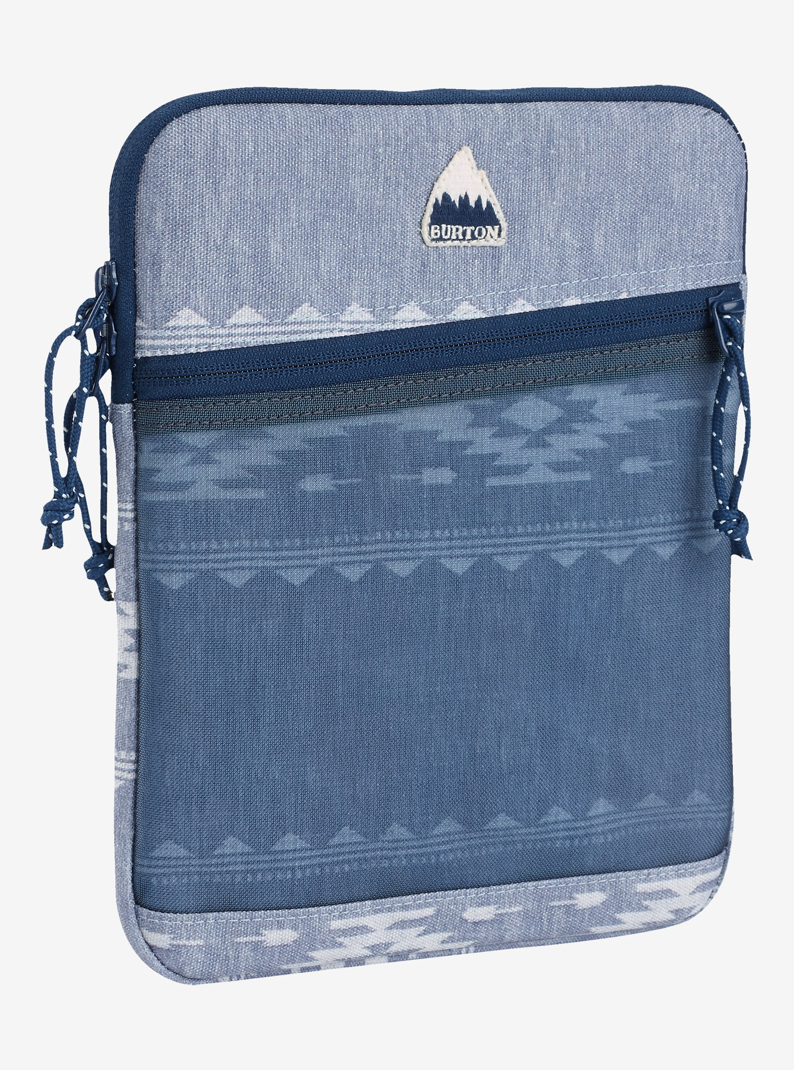 Burton Hyperlink 10in Tablet Sleeve shown in Famish Stripe