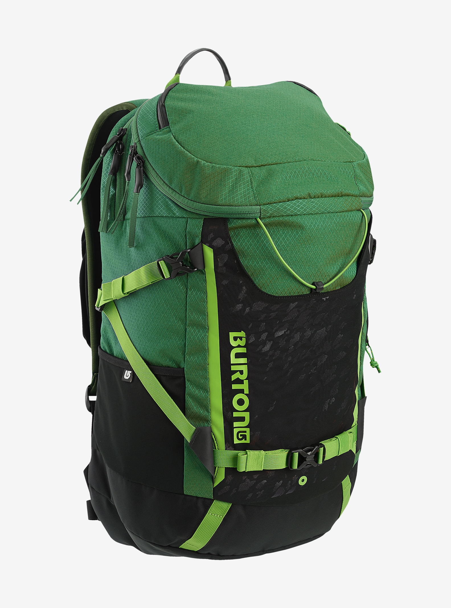 Burton Day Hiker Supreme 32L Backpack shown in Fairway Ripstop [bluesign® Approved Fabric]