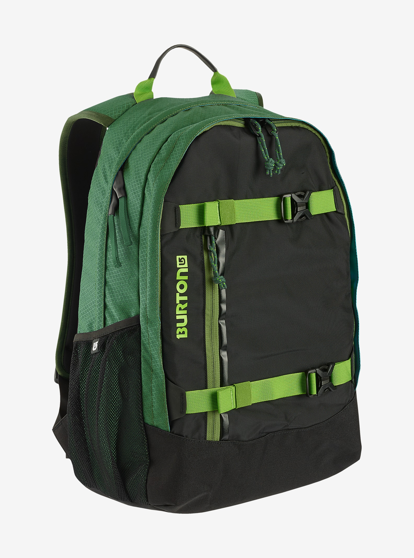 Burton Day Hiker 25L Backpack shown in Fairway Ripstop [bluesign® Approved Fabric]