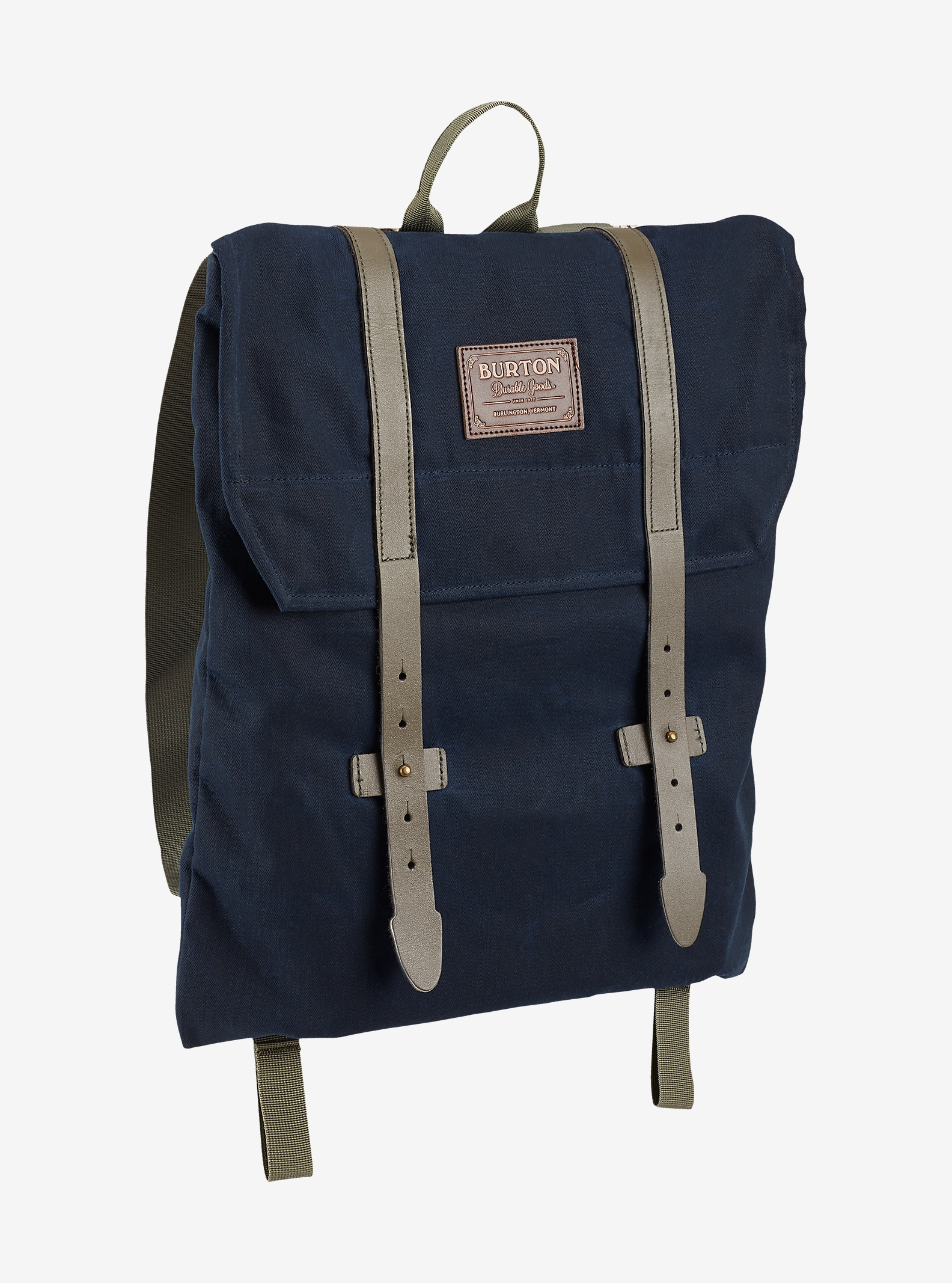 Burton Taylor Backpack shown in Midnight Eclipse [bluesign® Approved Fabric]