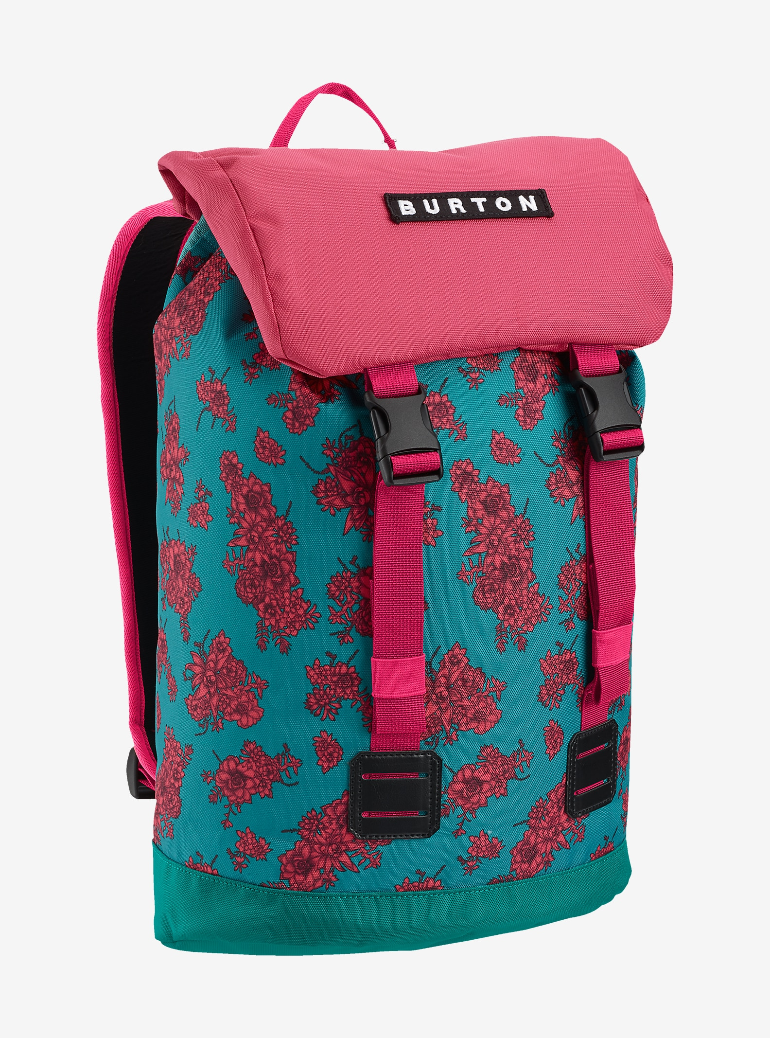 Burton Youth Tinder Backpack shown in Paradise Succulent