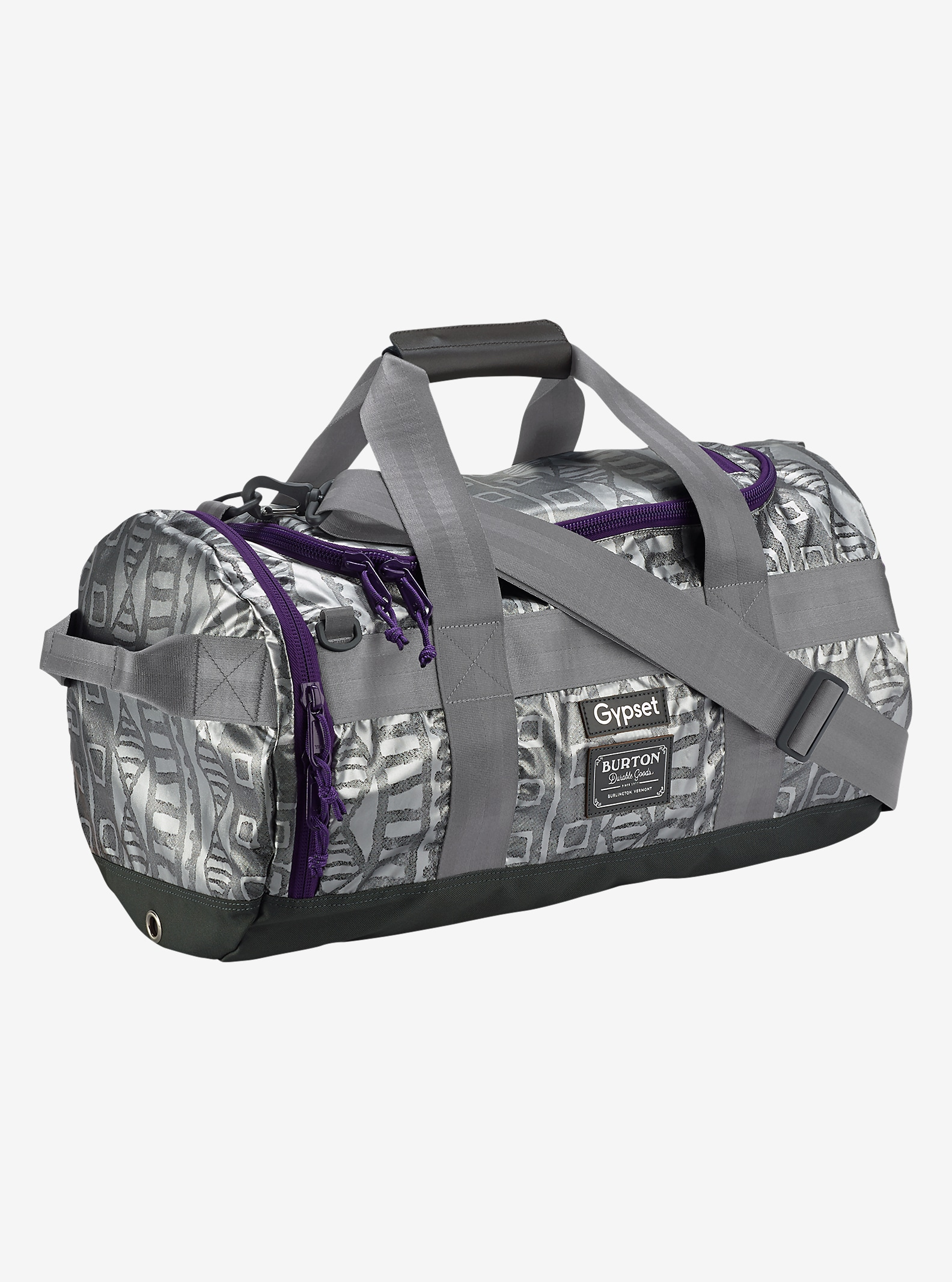 Burton x Gypset - Petit sac de sport 40 L Backhill affichage en Galactic Mudcloth