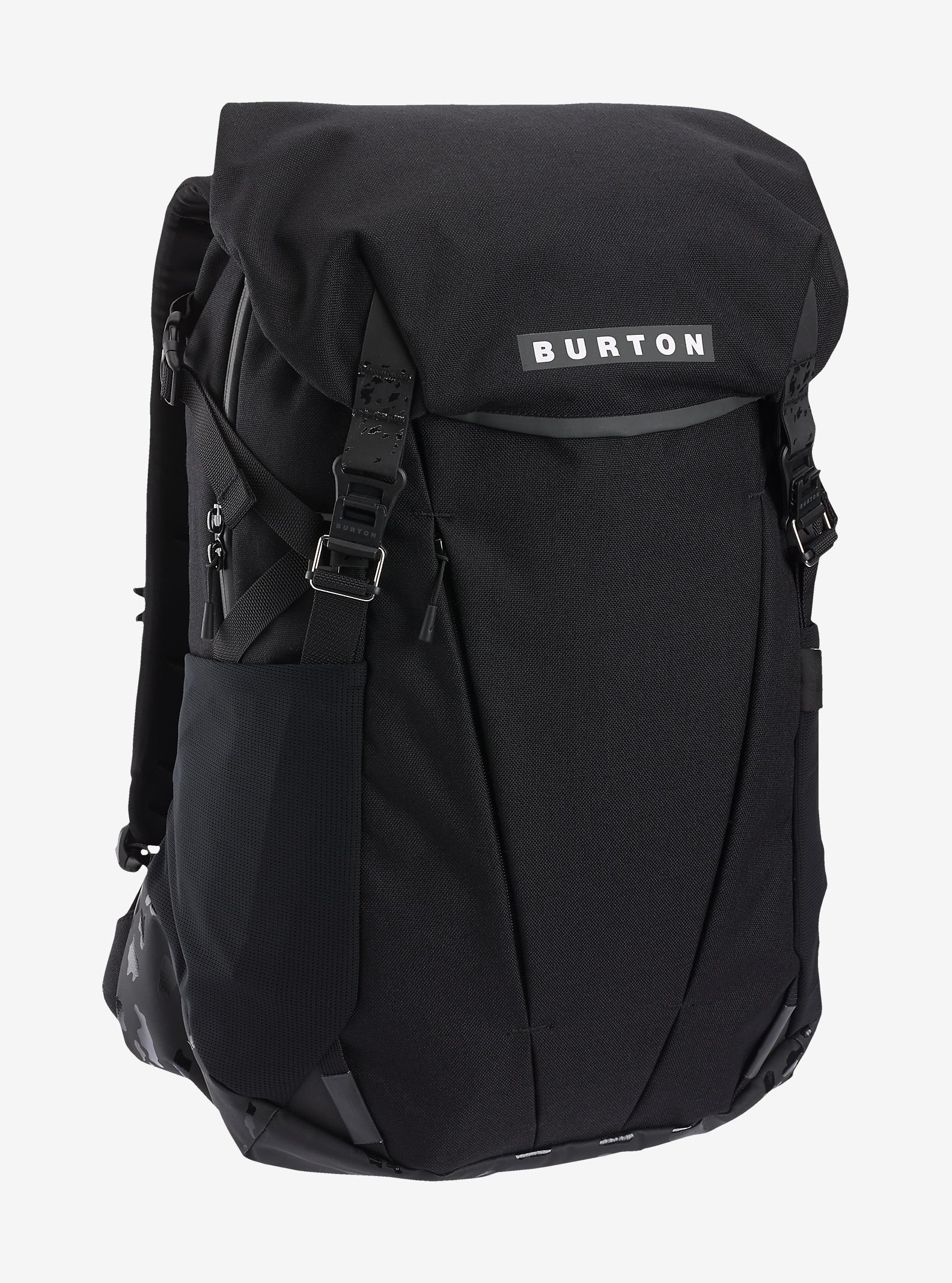 Burton Spruce Pack shown in True Black Cordura®