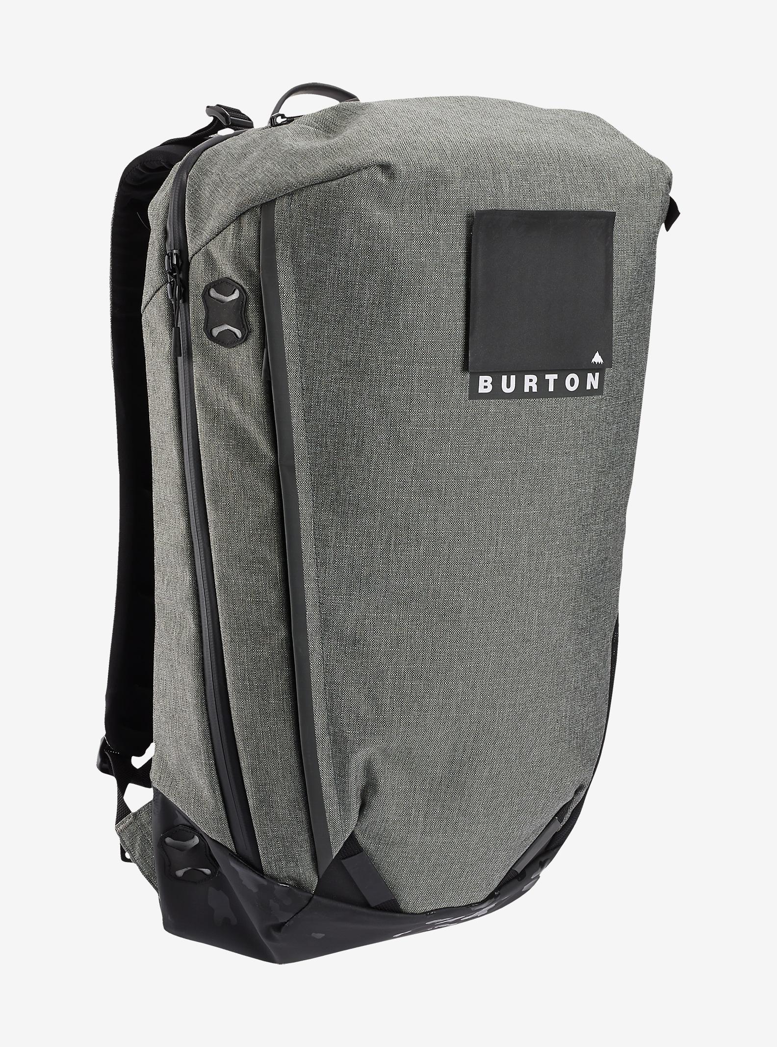 Burton Gorge Pack shown in Pelican Grey Cordura®