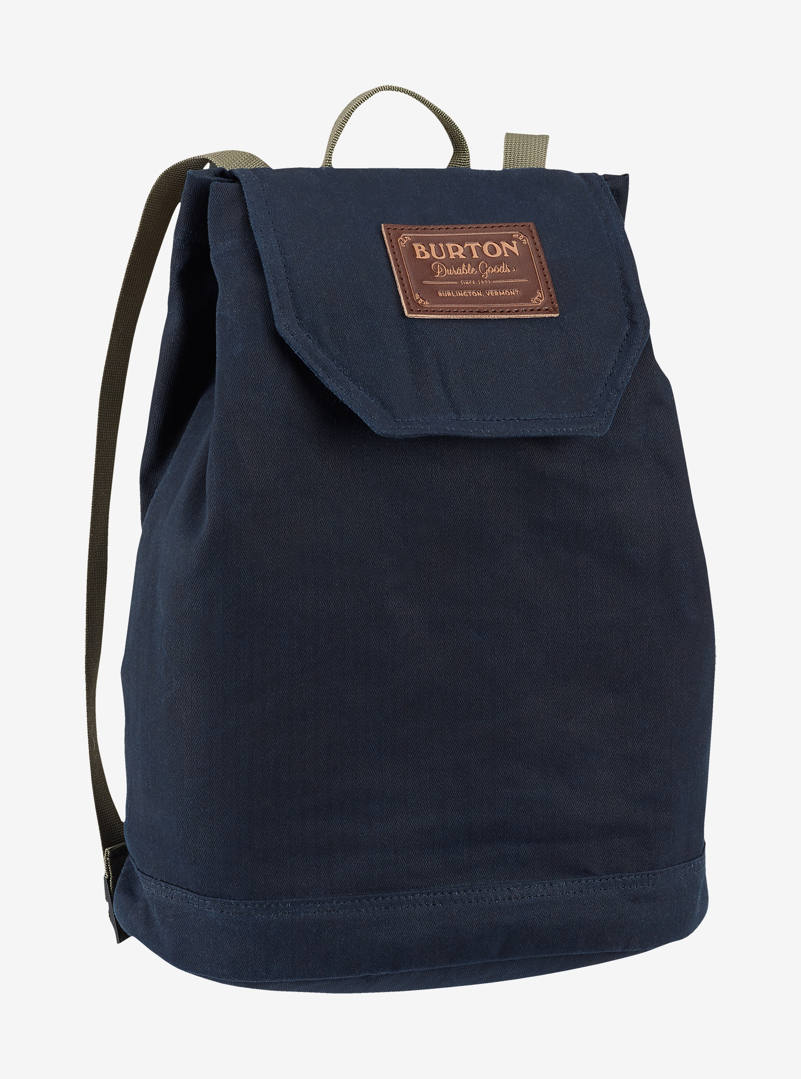 Burton Parcel Pack shown in Midnight Eclipse [bluesign® Approved Fabric]