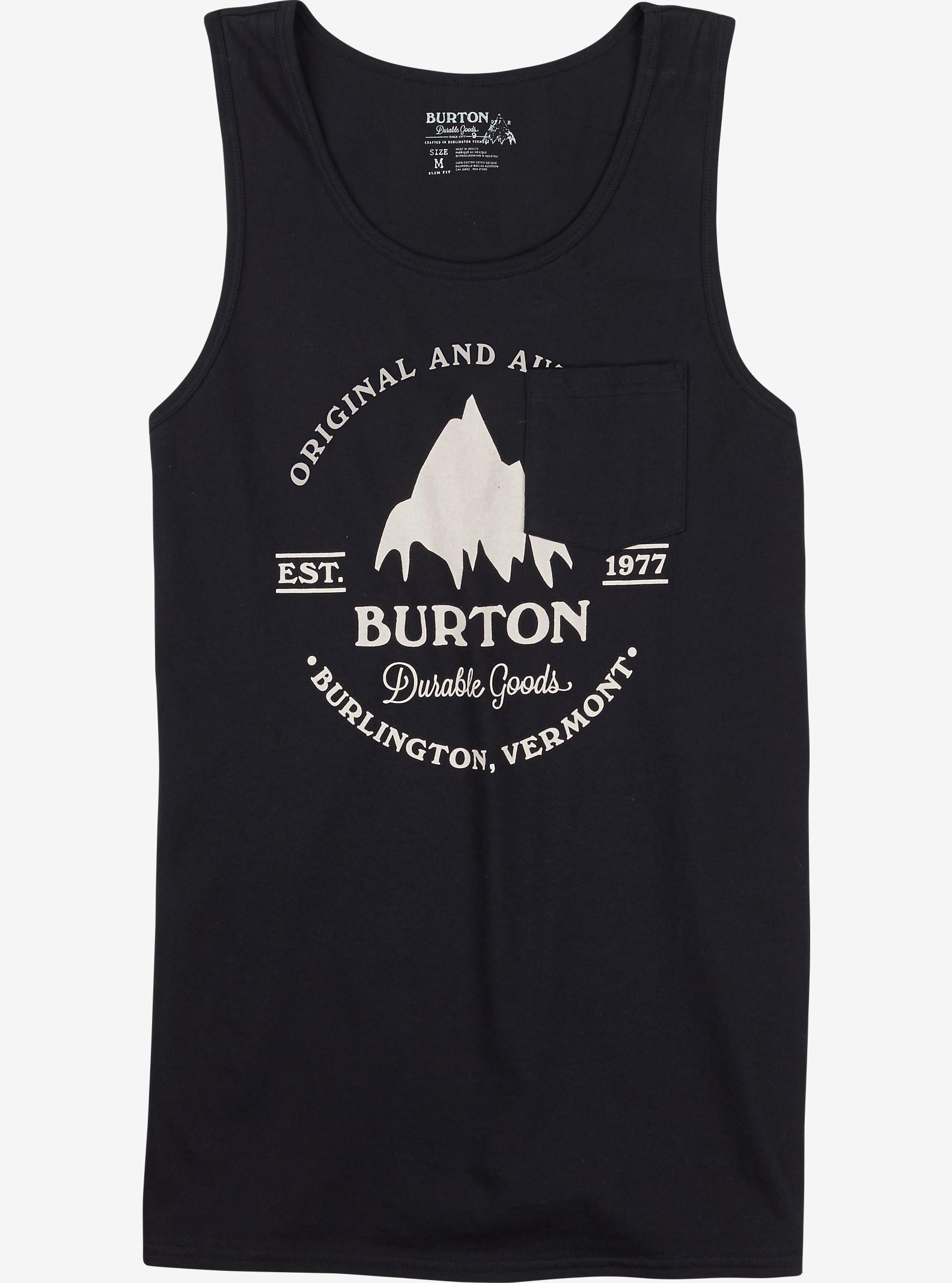Burton Gristmill Tank shown in True Black