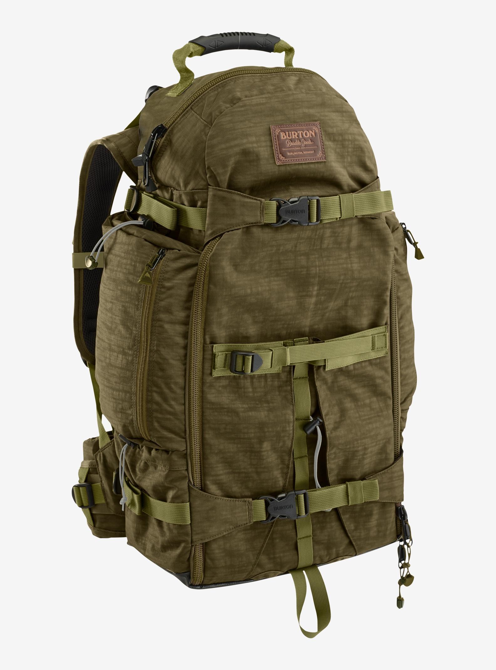 Burton F-Stop 28L Backpack shown in Drab Crinkle