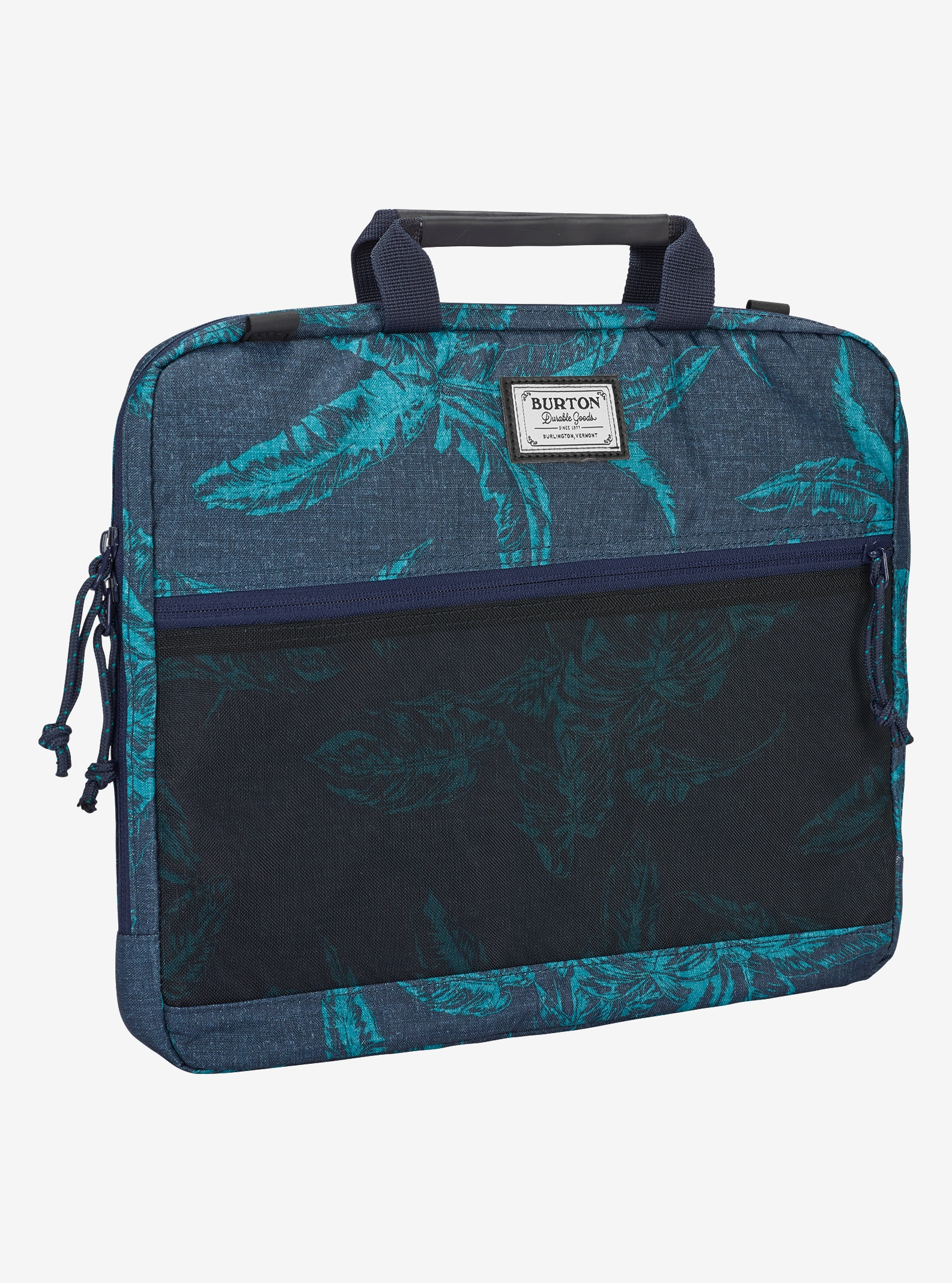 Burton Hyperlink 13in Laptop Case shown in Tropical Print