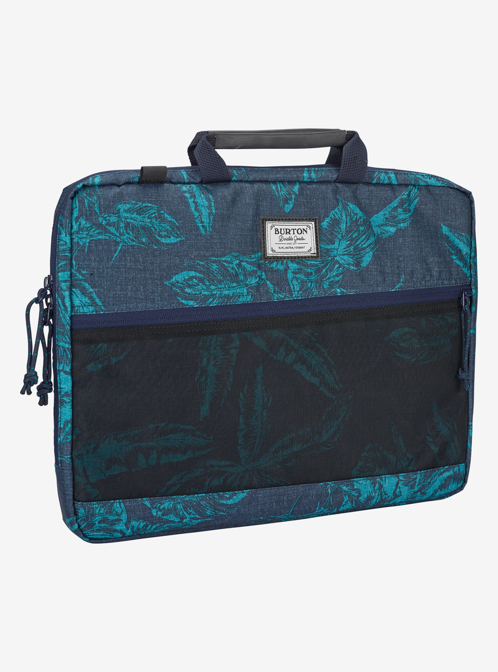 Burton Hyperlink 15in Laptop Case shown in Tropical Print