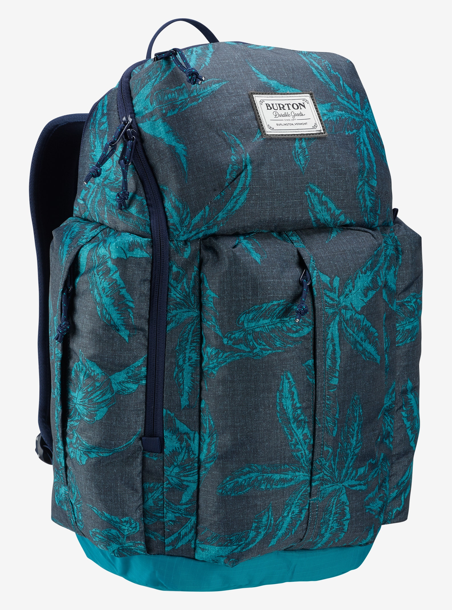 Burton Cadet Backpack shown in Tropical Print