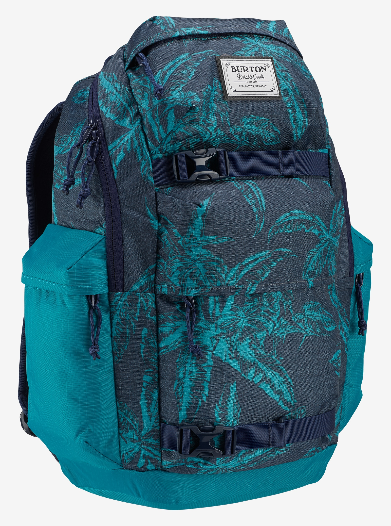 Burton Kilo Backpack shown in Tropical Print