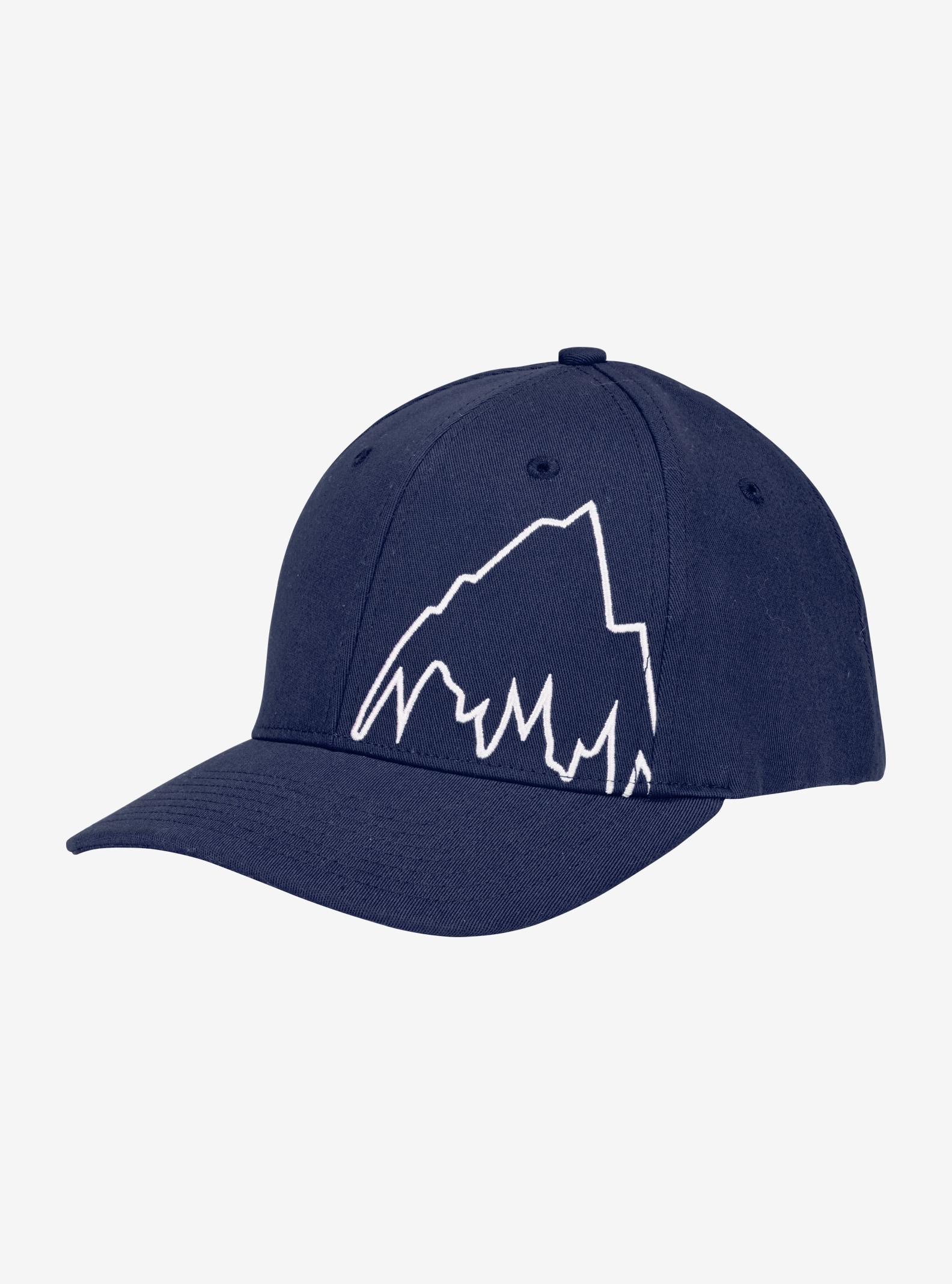 Burton Boys' Slidestyle Hat shown in Indigo