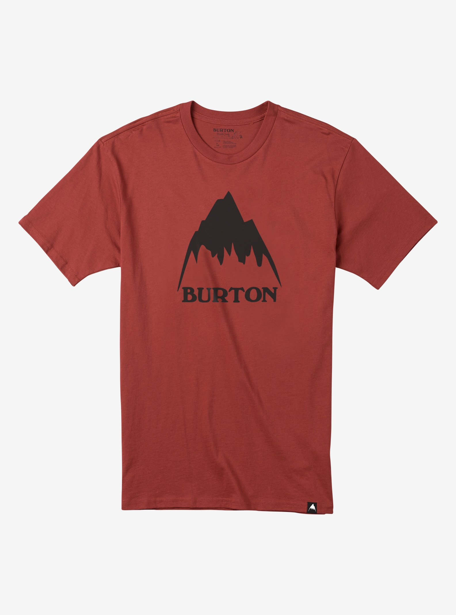 Burton Classic Mountain T-Shirt angezeigt in Tandori