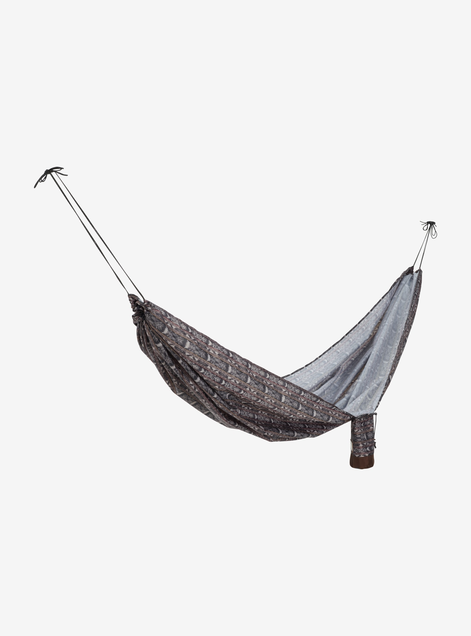 Burton Honey-Baked Hammock shown in Guatikat Print