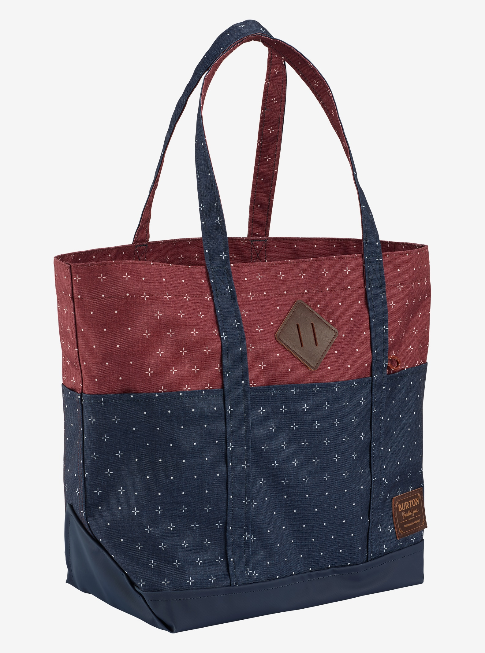 Burton Crate Tote Bag - Medium shown in Mandana Print