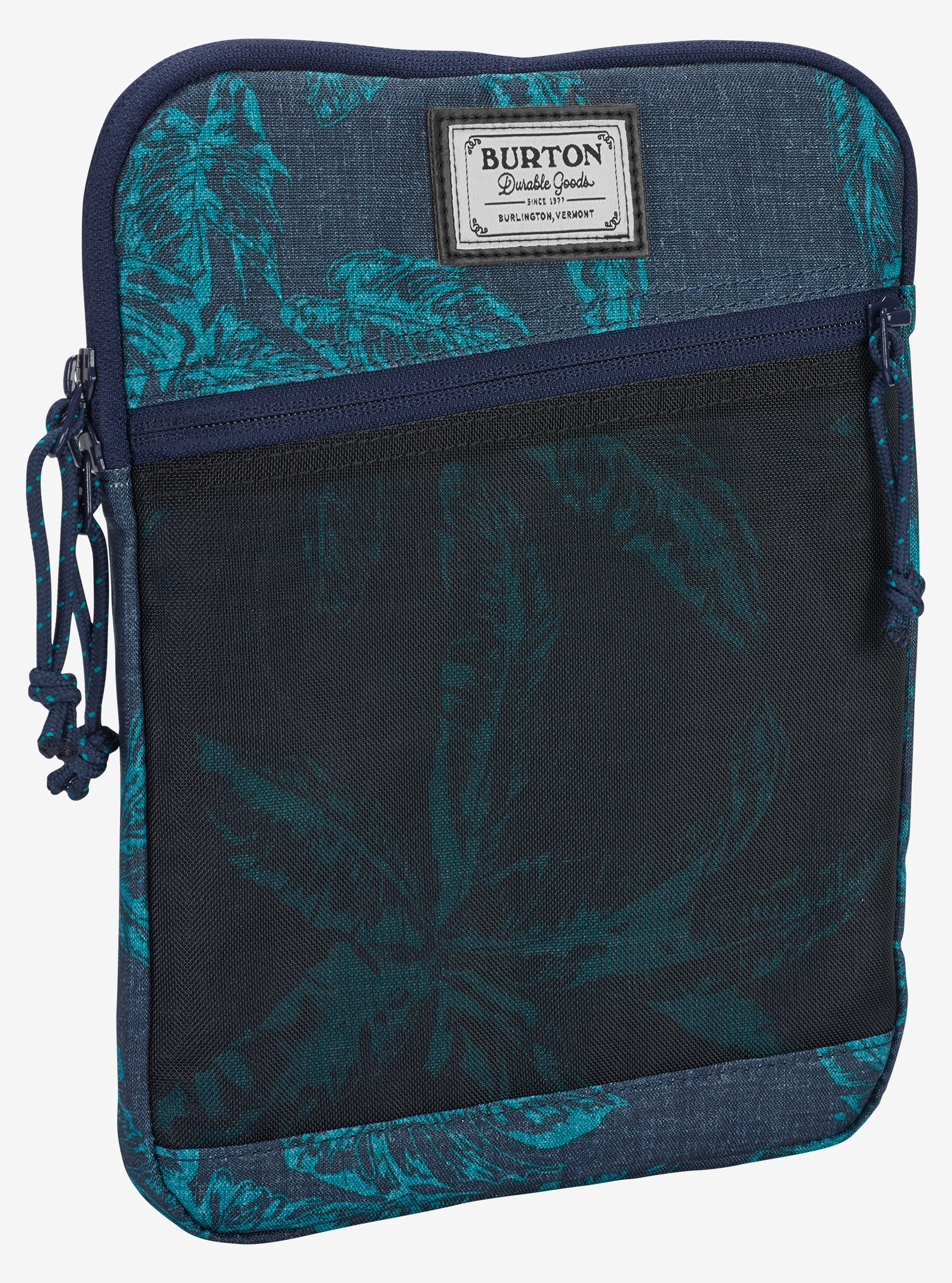 Burton Hyperlink 10in Tablet Sleeve shown in Tropical Print