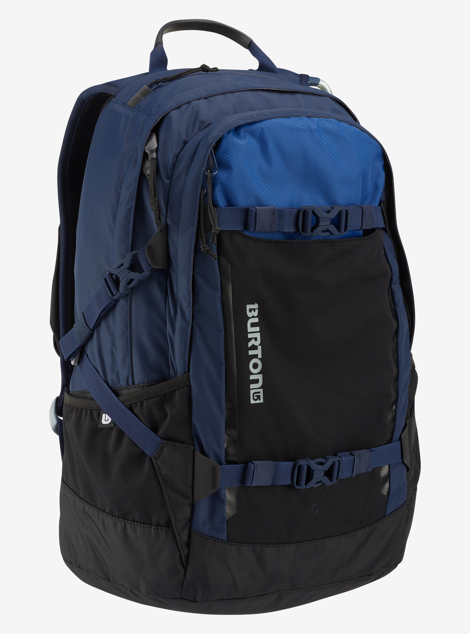 Burton Day Hiker Pro 28L Backpack shown in Eclipse Honeycomb