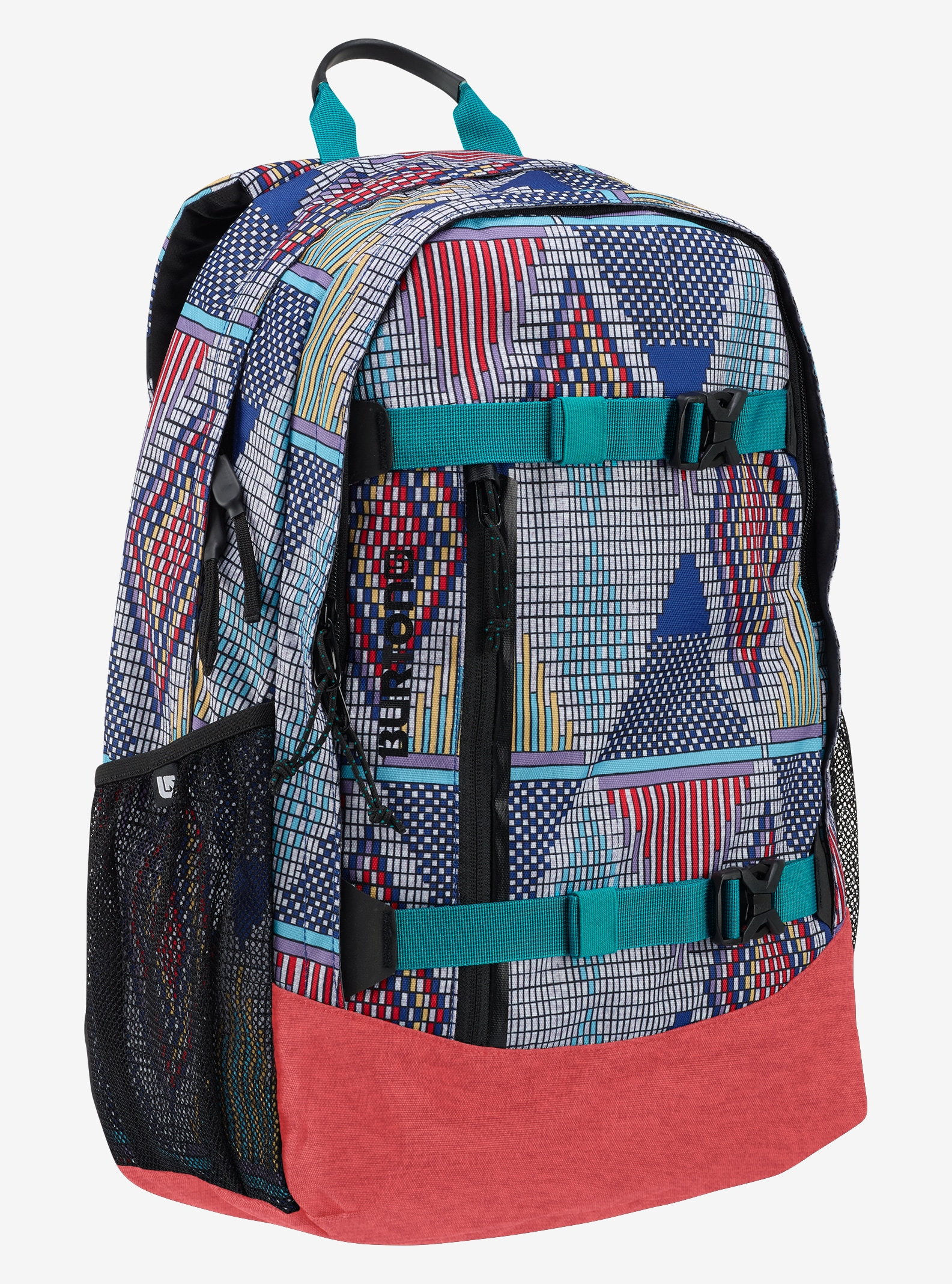 Burton Women's Day Hiker 25L Backpack shown in De Geo Print