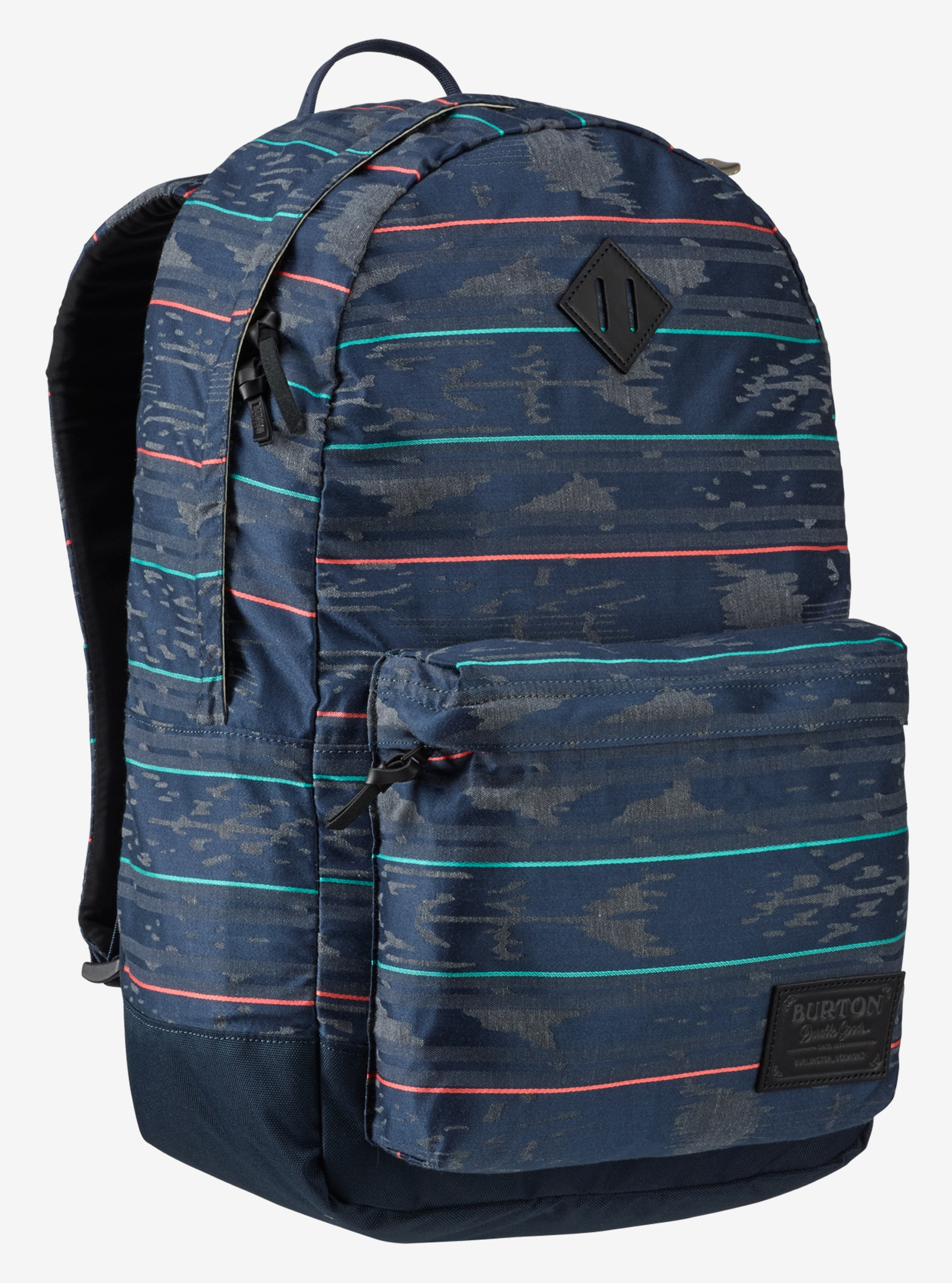 Burton Women's Kettle Backpack shown in Guatikat Yarn Dye
